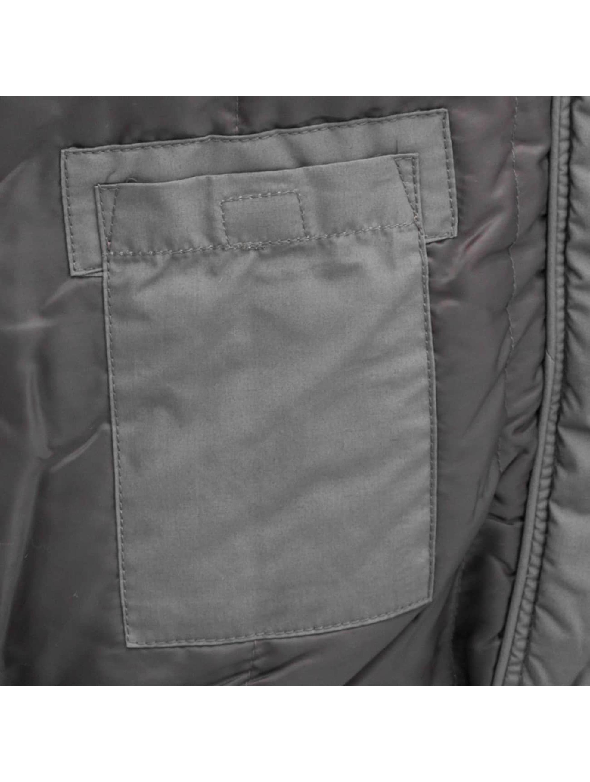 Authentic Style Manteau hiver Curt gris