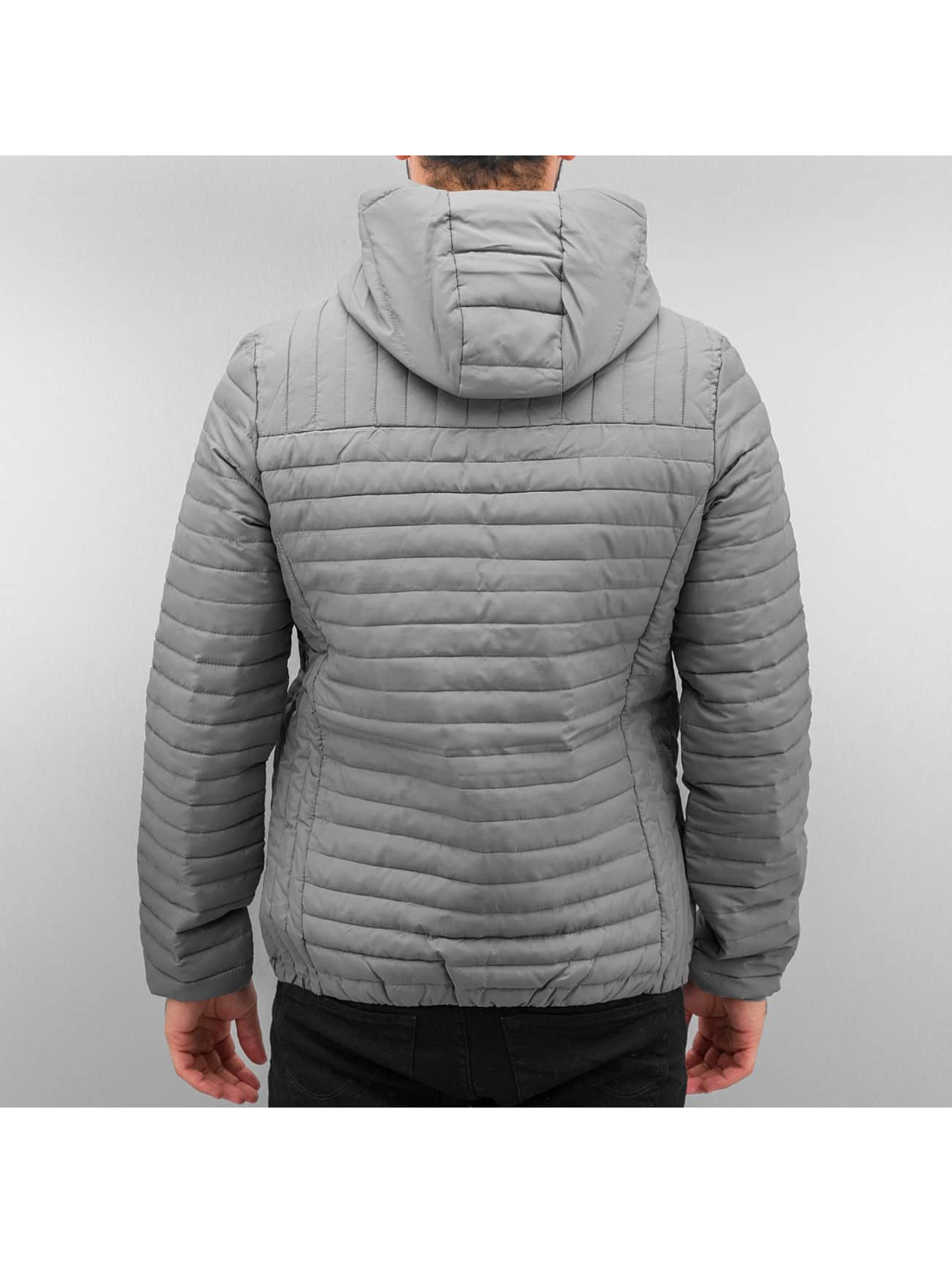 Authentic Style Manteau hiver Charles gris