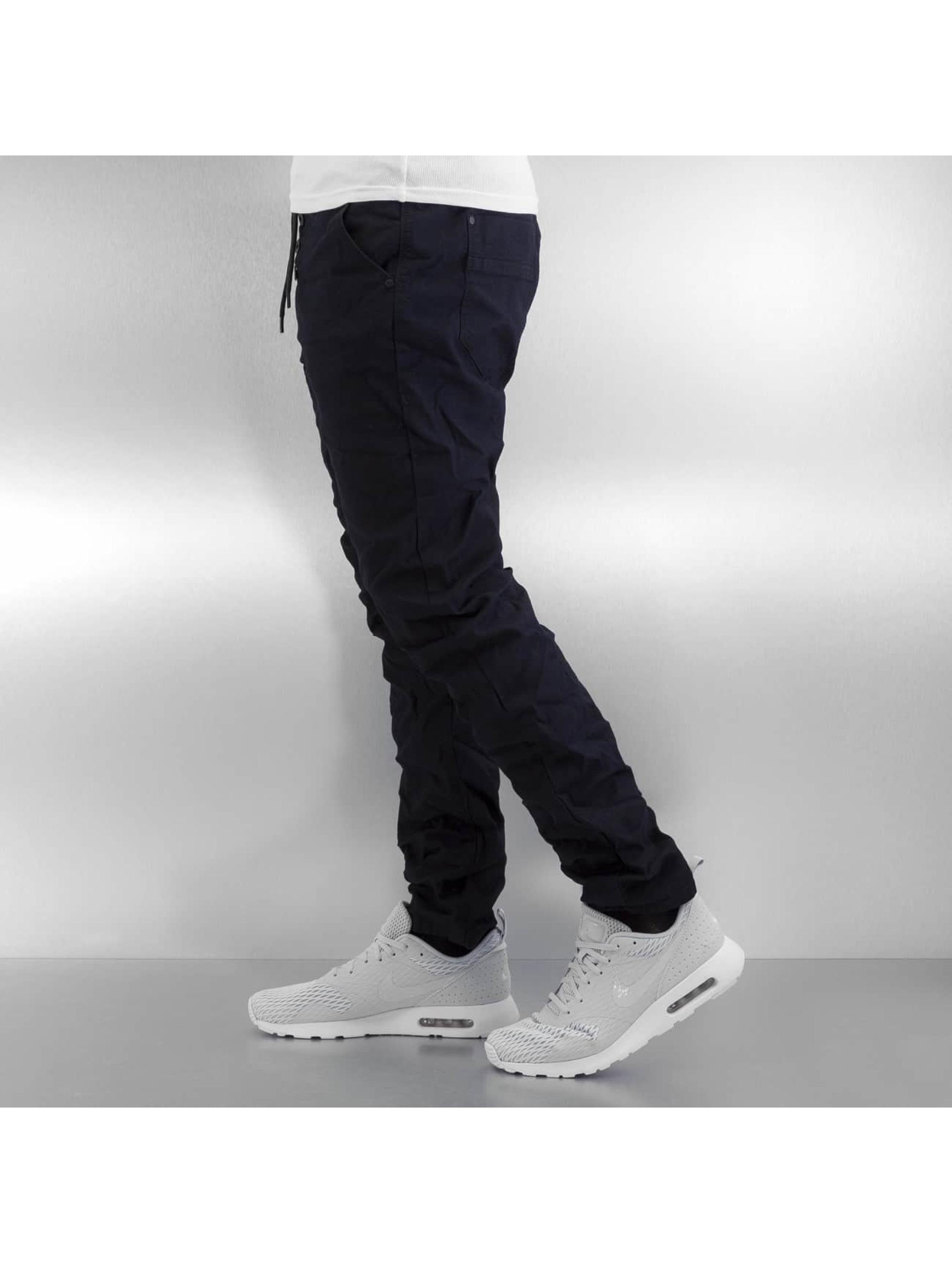 Authentic Style Pantalon chino Style bleu