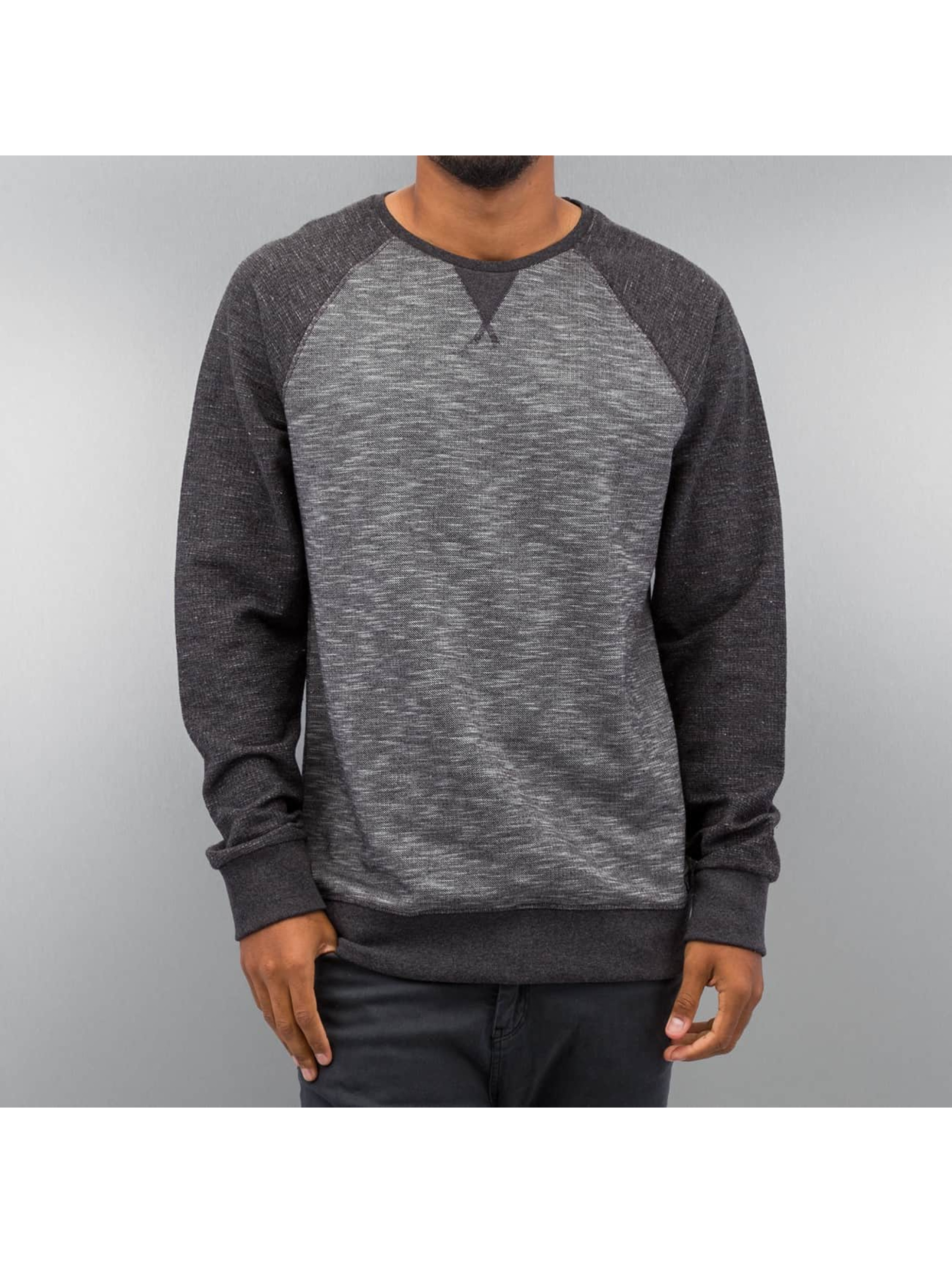 Authentic Style Pullover Ilias black