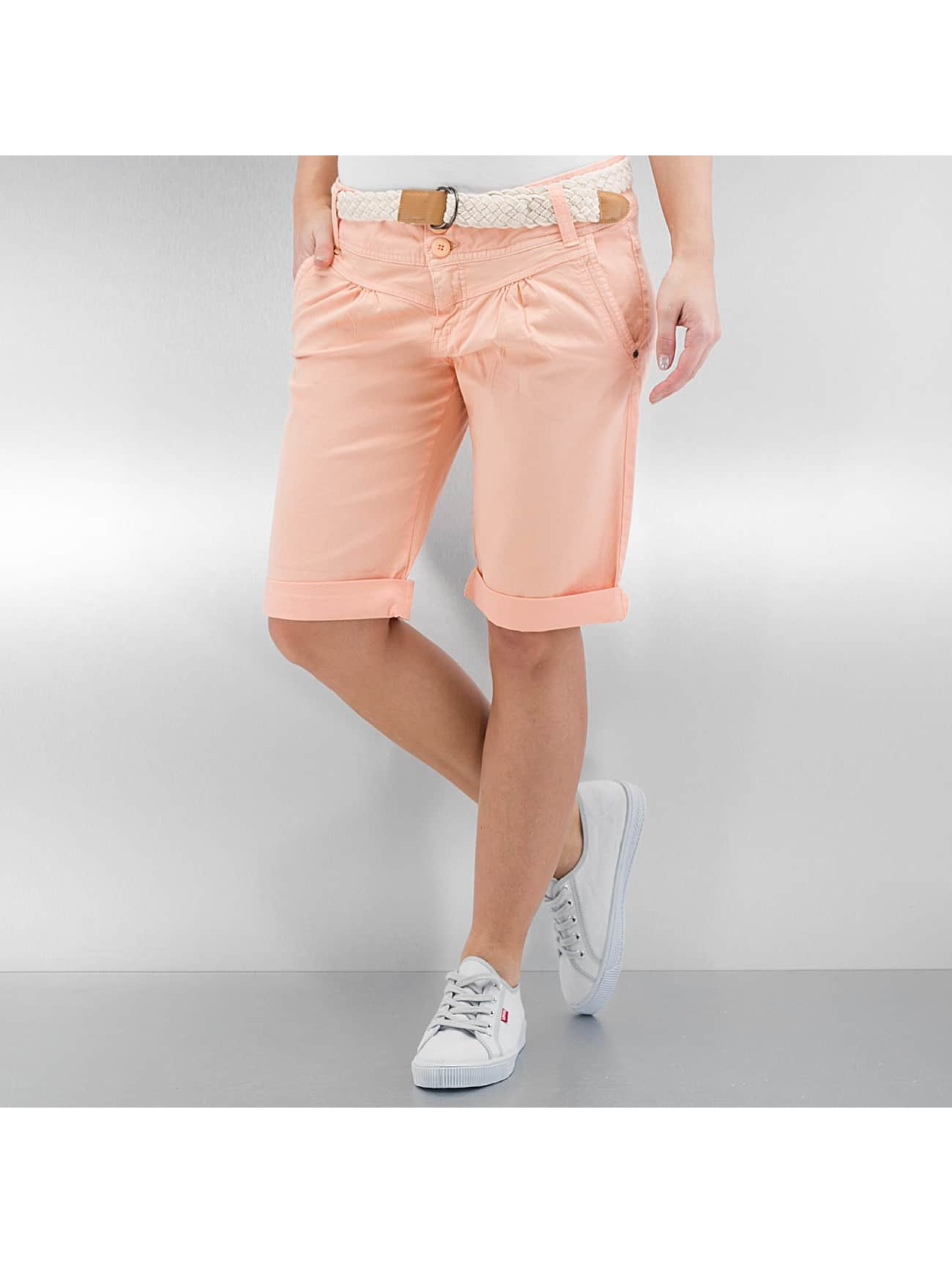 Authentic Style Short Fresh Made Jaden orange