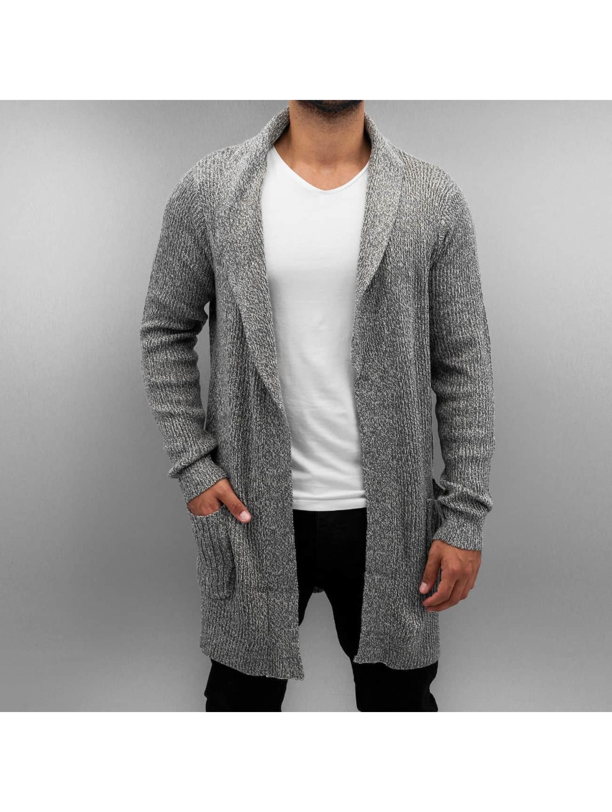Strickjacke Knit in grau