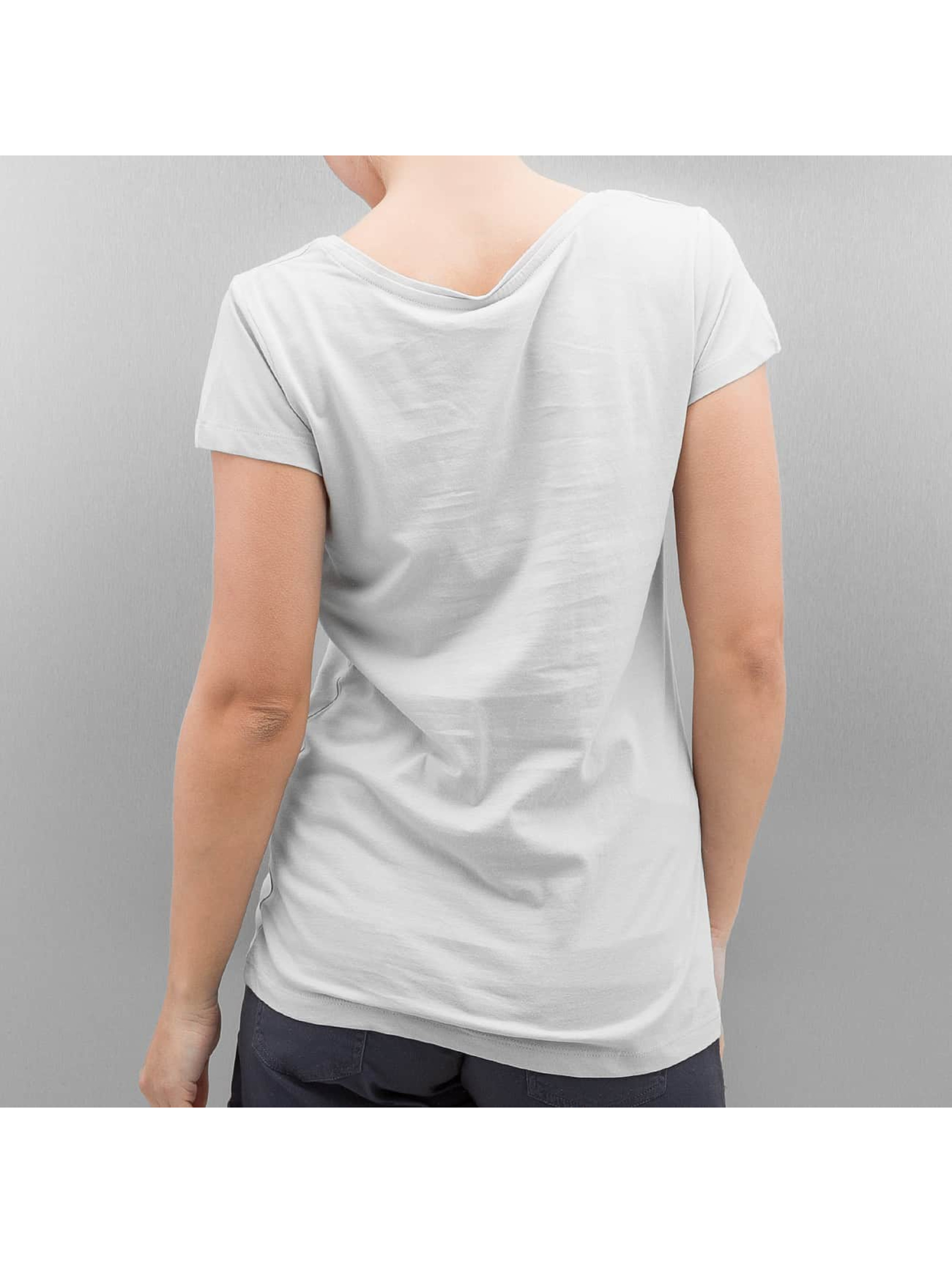 Authentic Style T-Shirt Summer Fruit grey