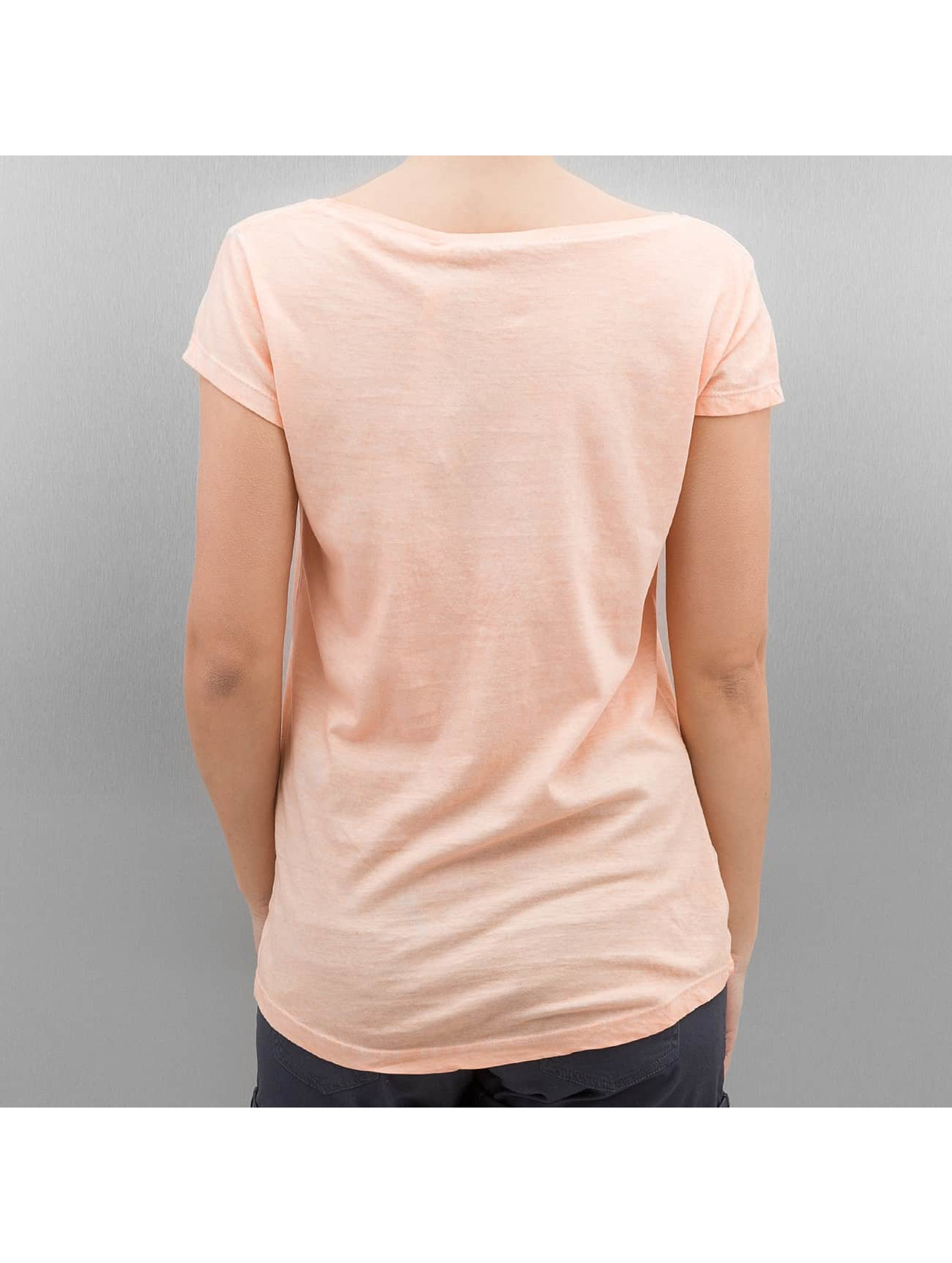 Authentic Style T-Shirt Feather orange