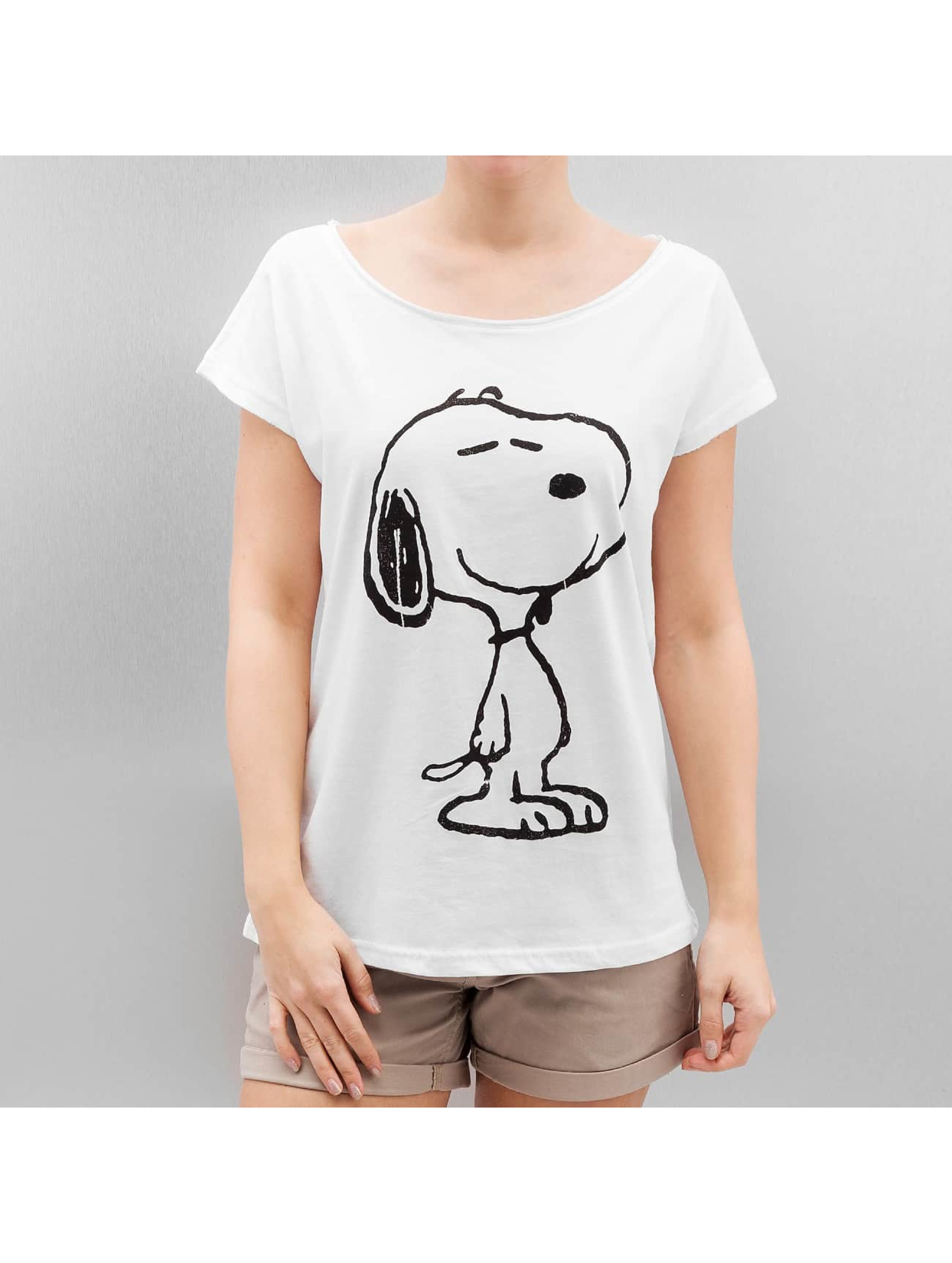 Authentic Style T-Shirt Sublevel Peanuts white