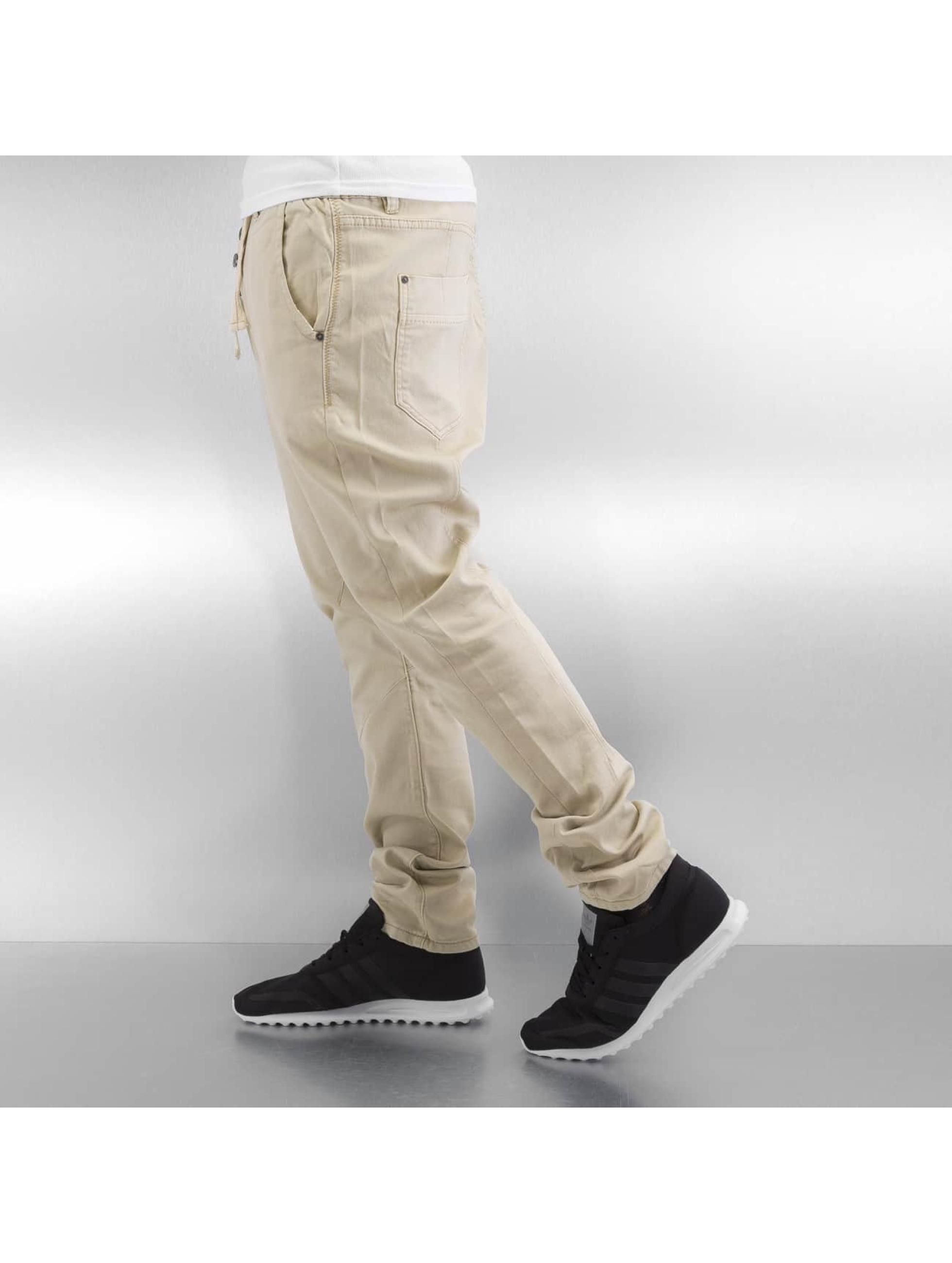 Authentic Style tepláky Jogg béžová
