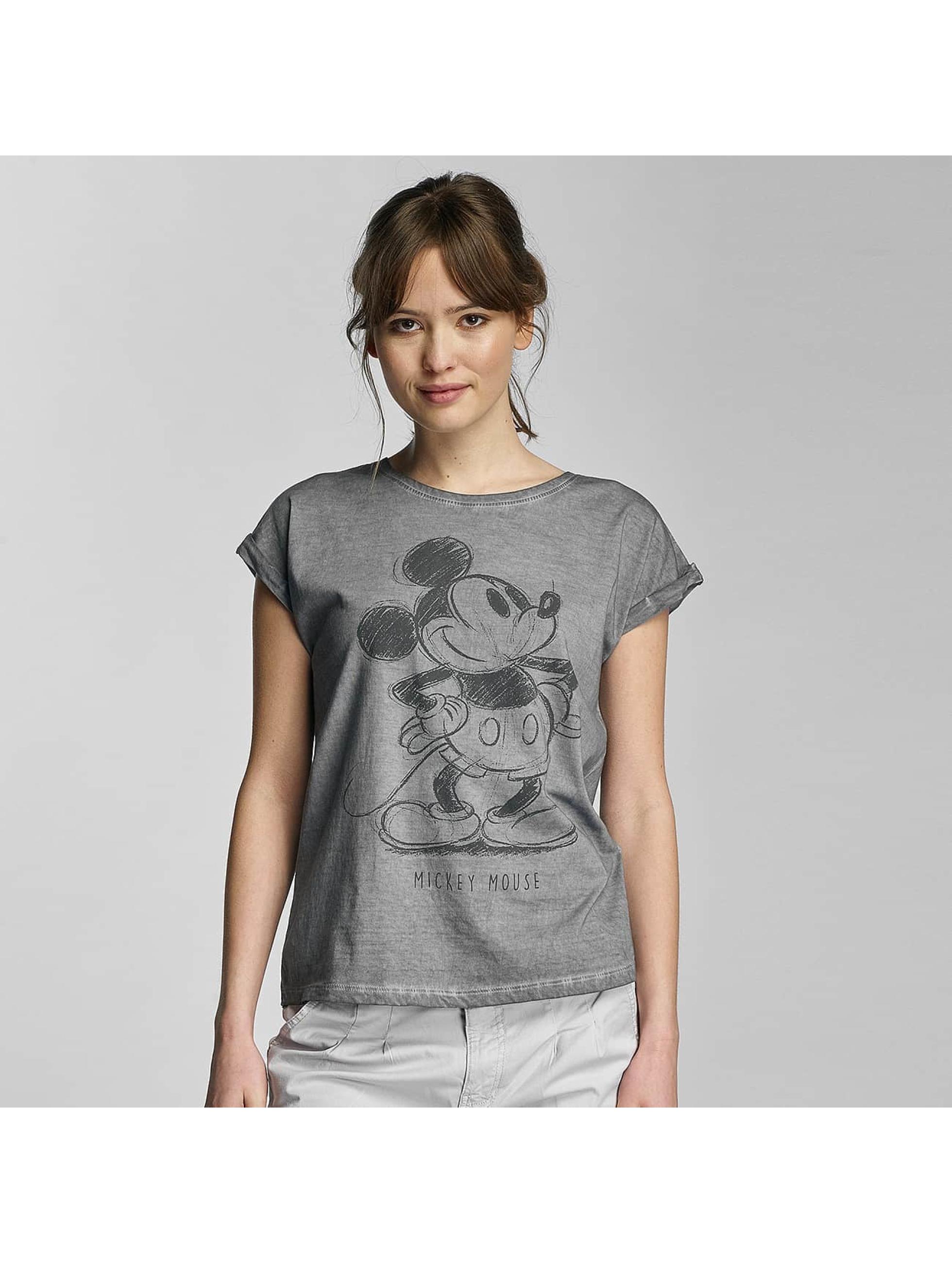 Authentic Style Tričká Mickey šedá
