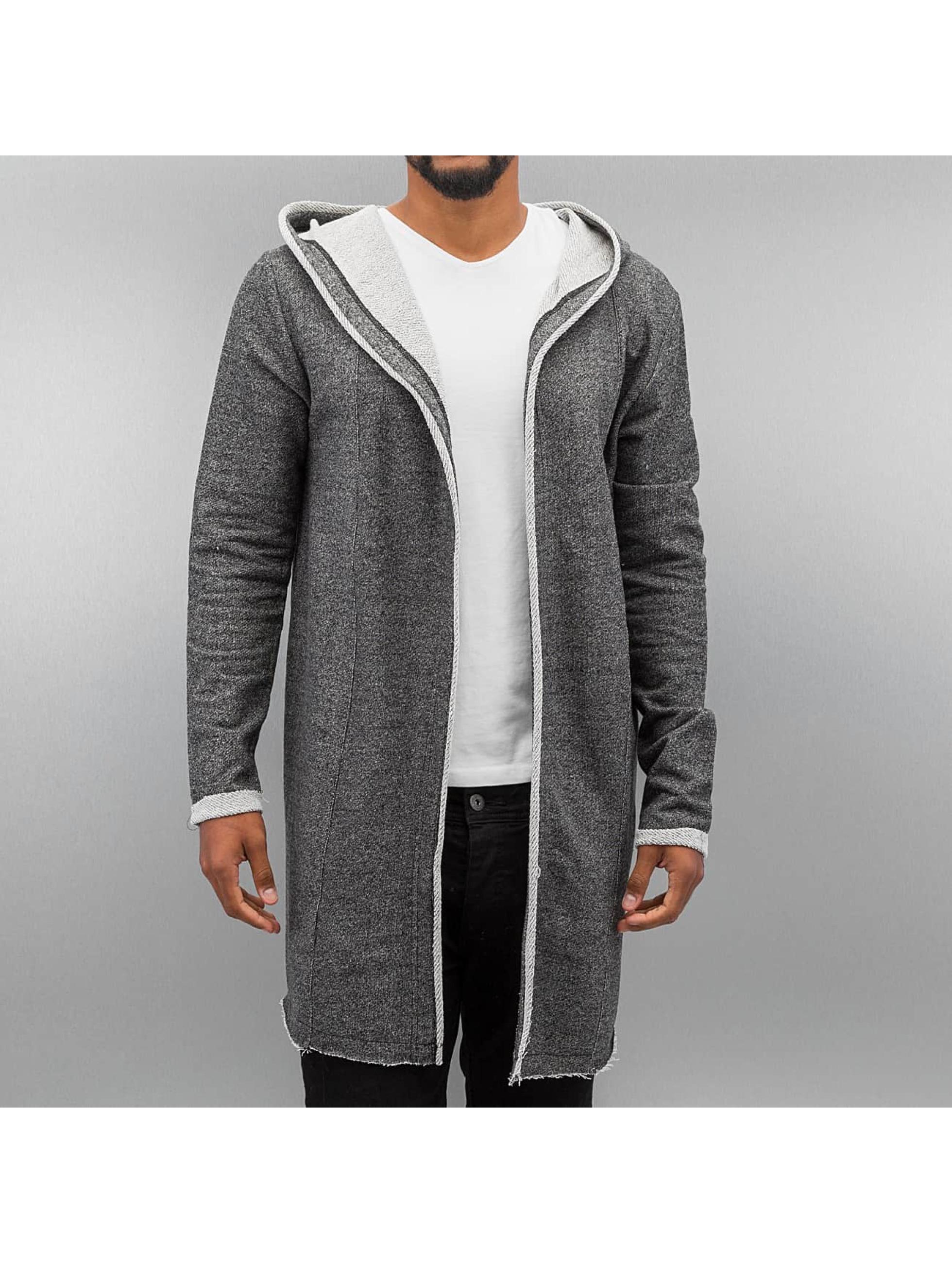 Authentic Style vest Sweat zwart
