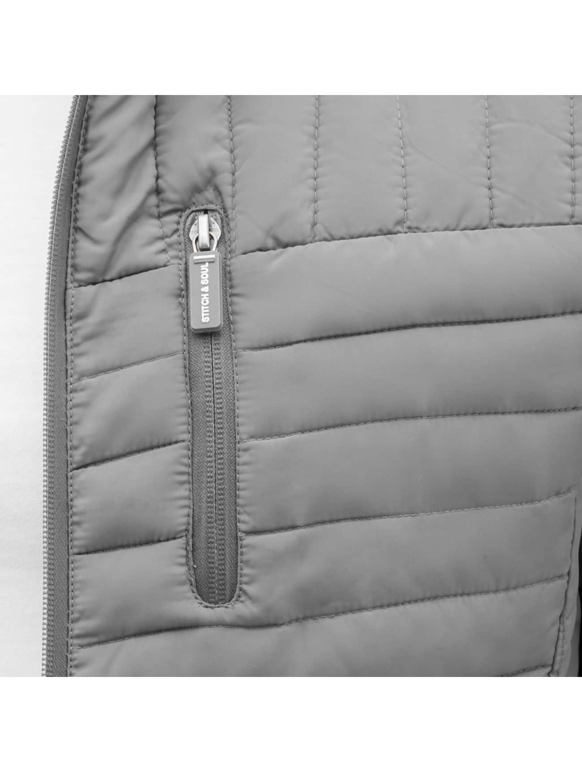 Authentic Style Winter Jacket Charles gray