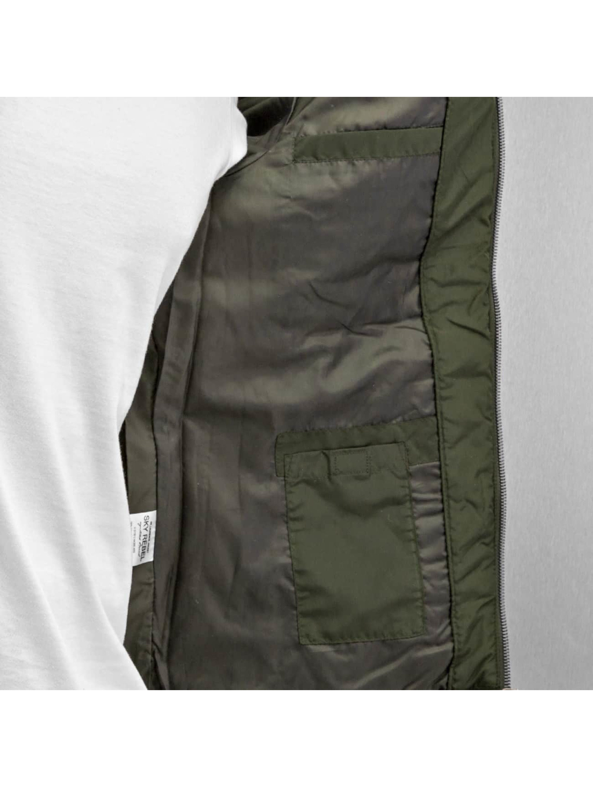 Authentic Style Winter Jacket Laurence green