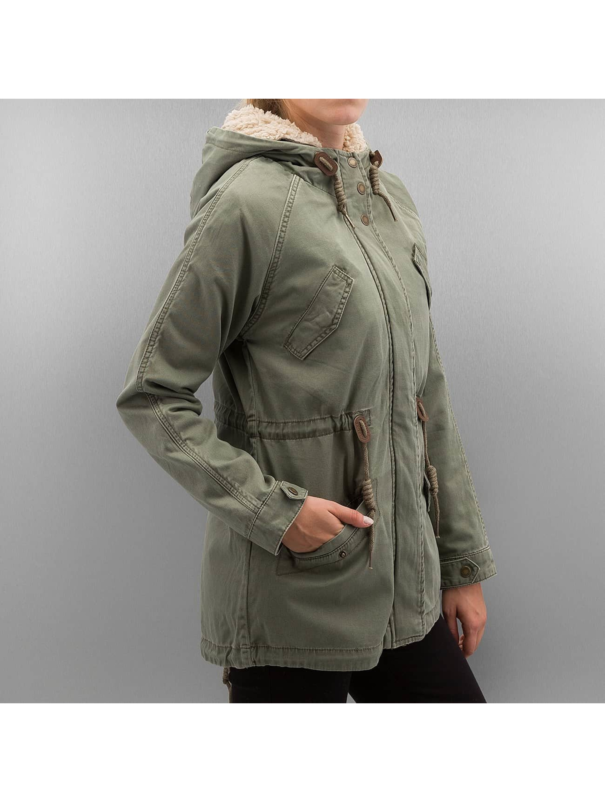 Authentic Style Winter Jacket Chiara olive