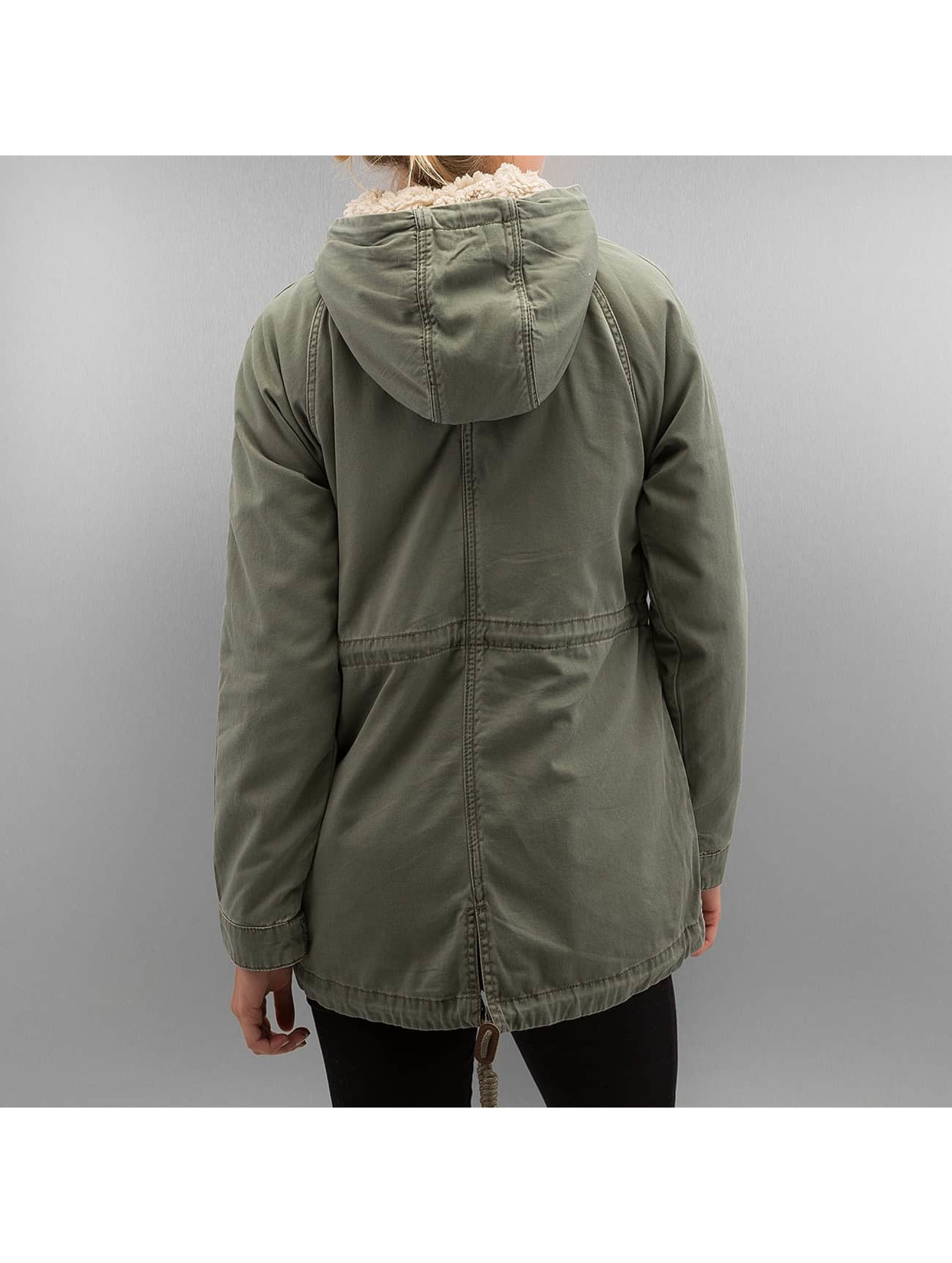 Authentic Style Winterjacke Chiara olive