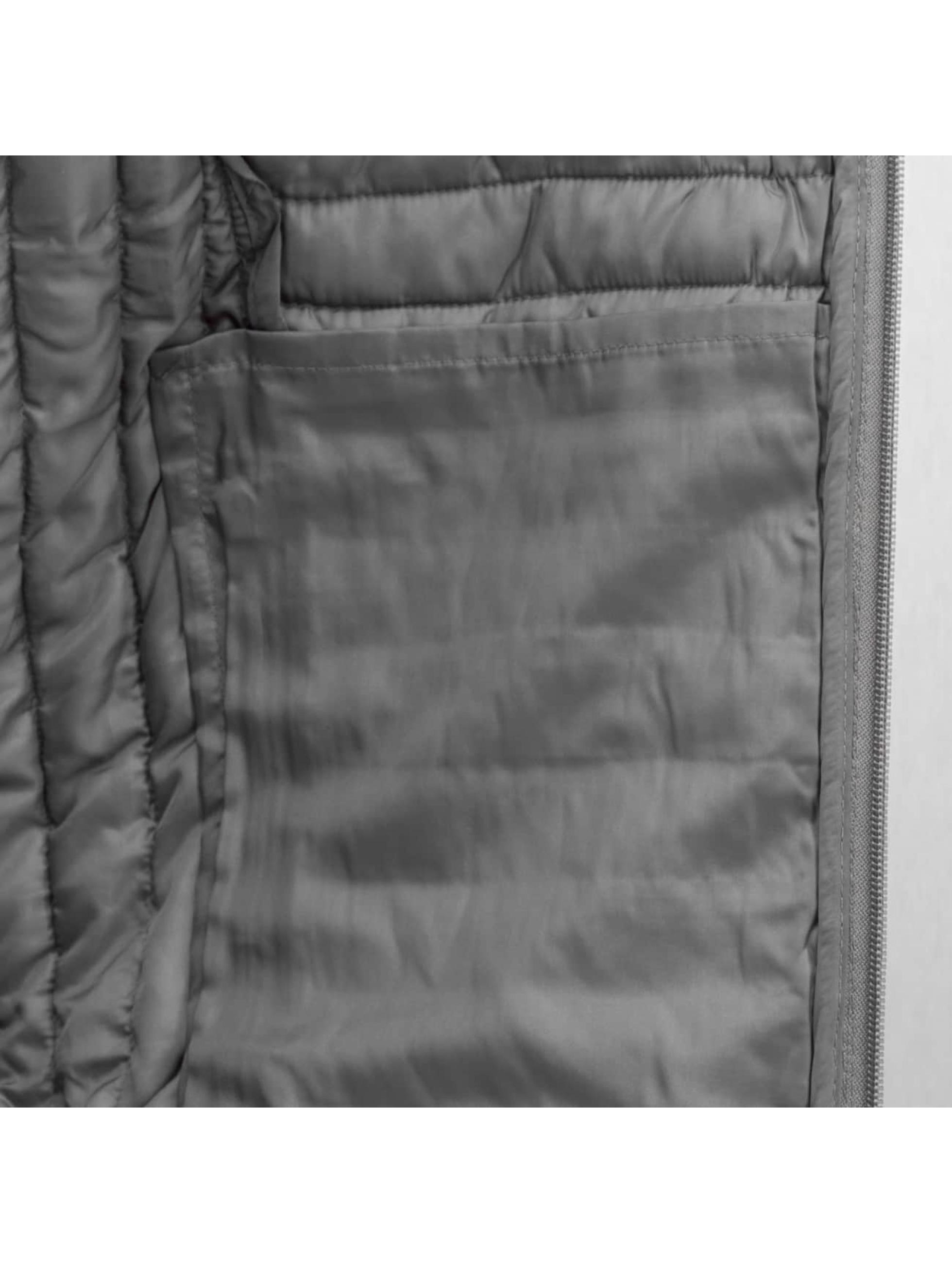 Authentic Style winterjas Charles grijs