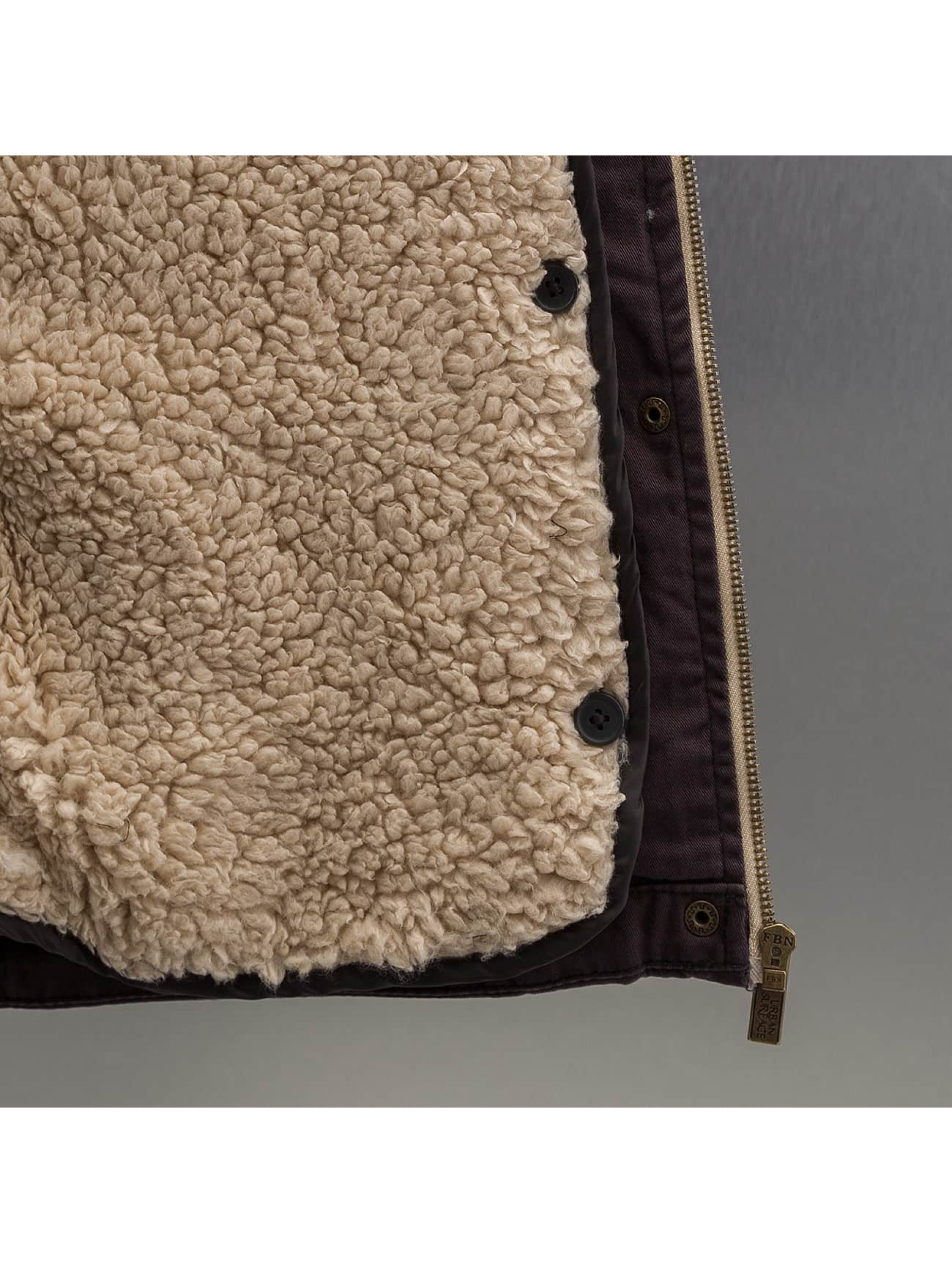 Authentic Style Zimné bundy Chiara šedá