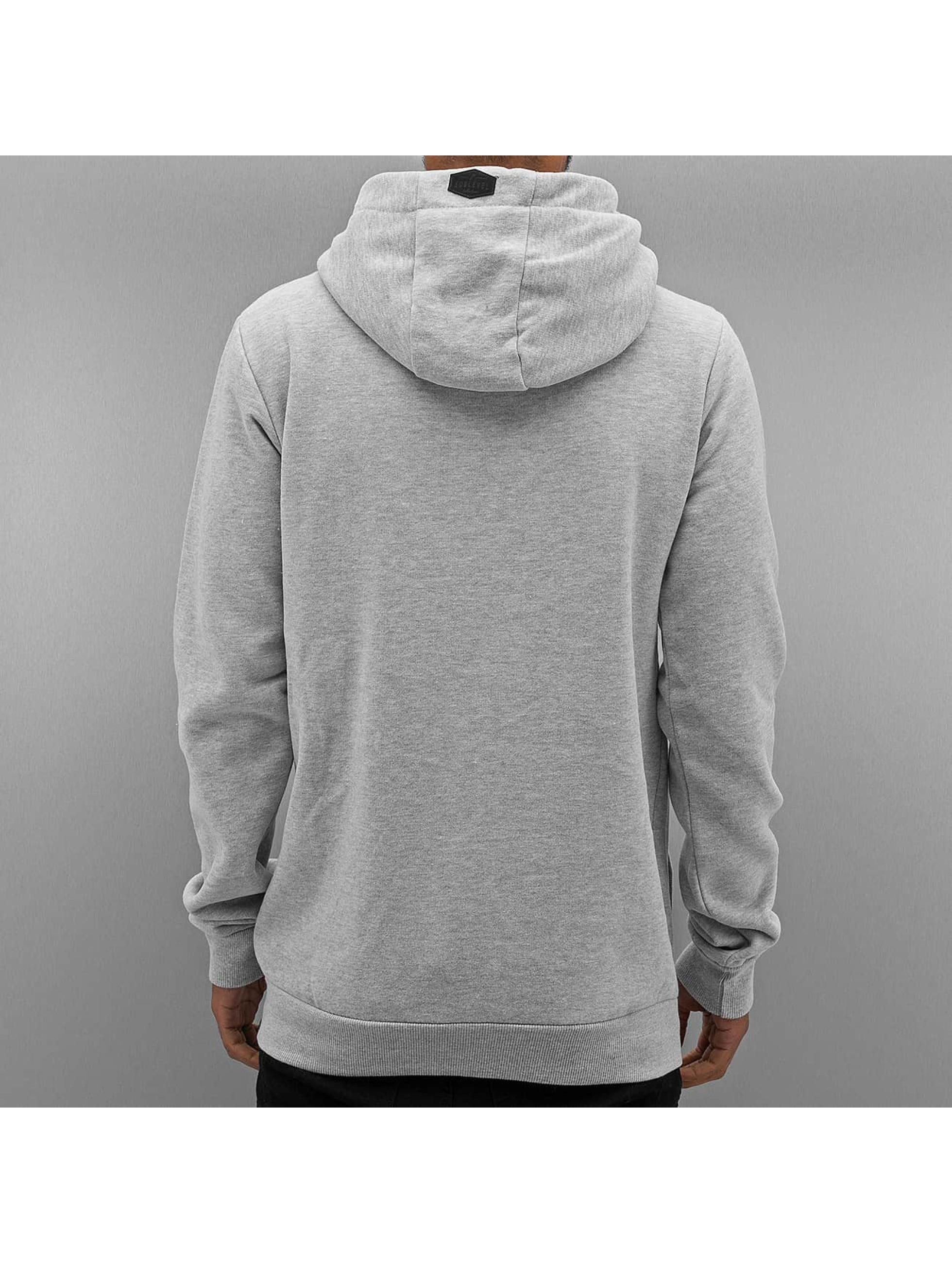 Authentic Style Zip Hoodie Sweat серый