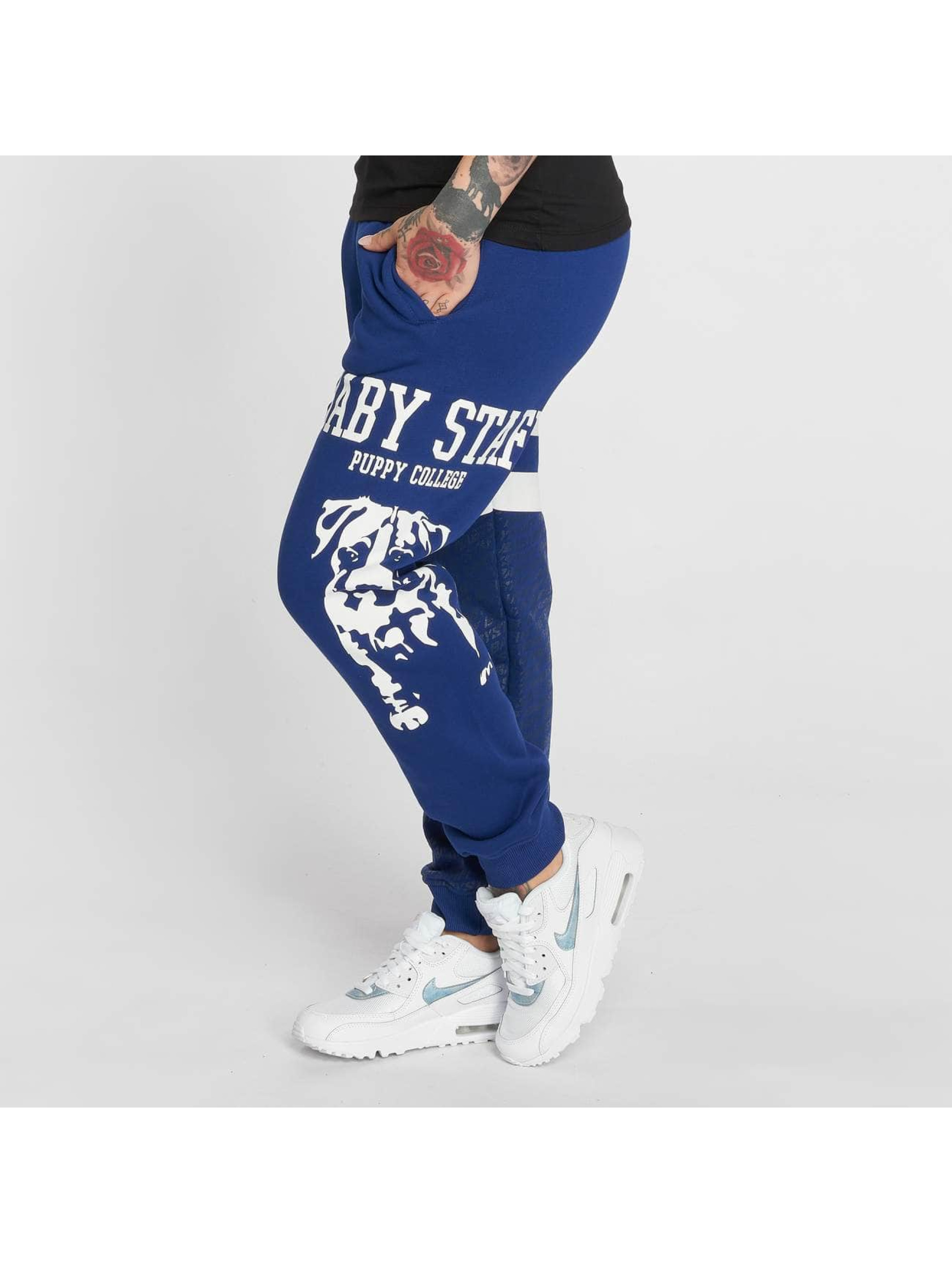 Babystaff Jogginghose Lessa blau