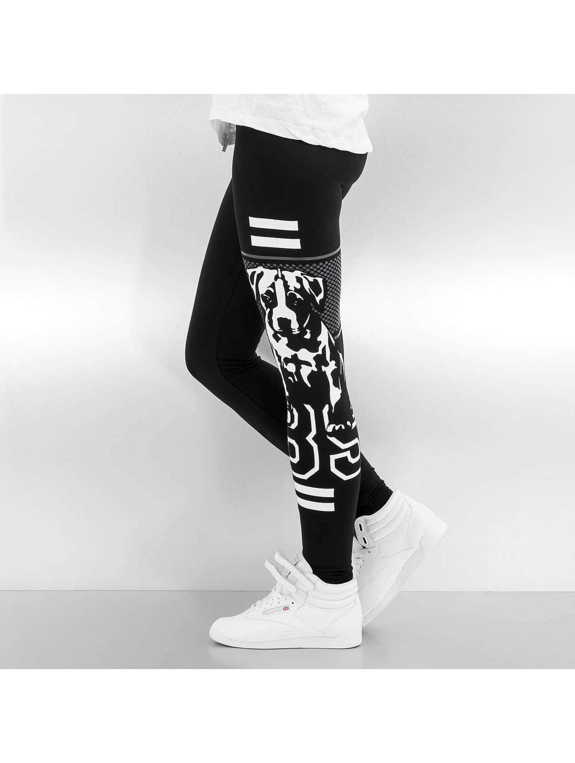 Babystaff Legging Reva schwarz