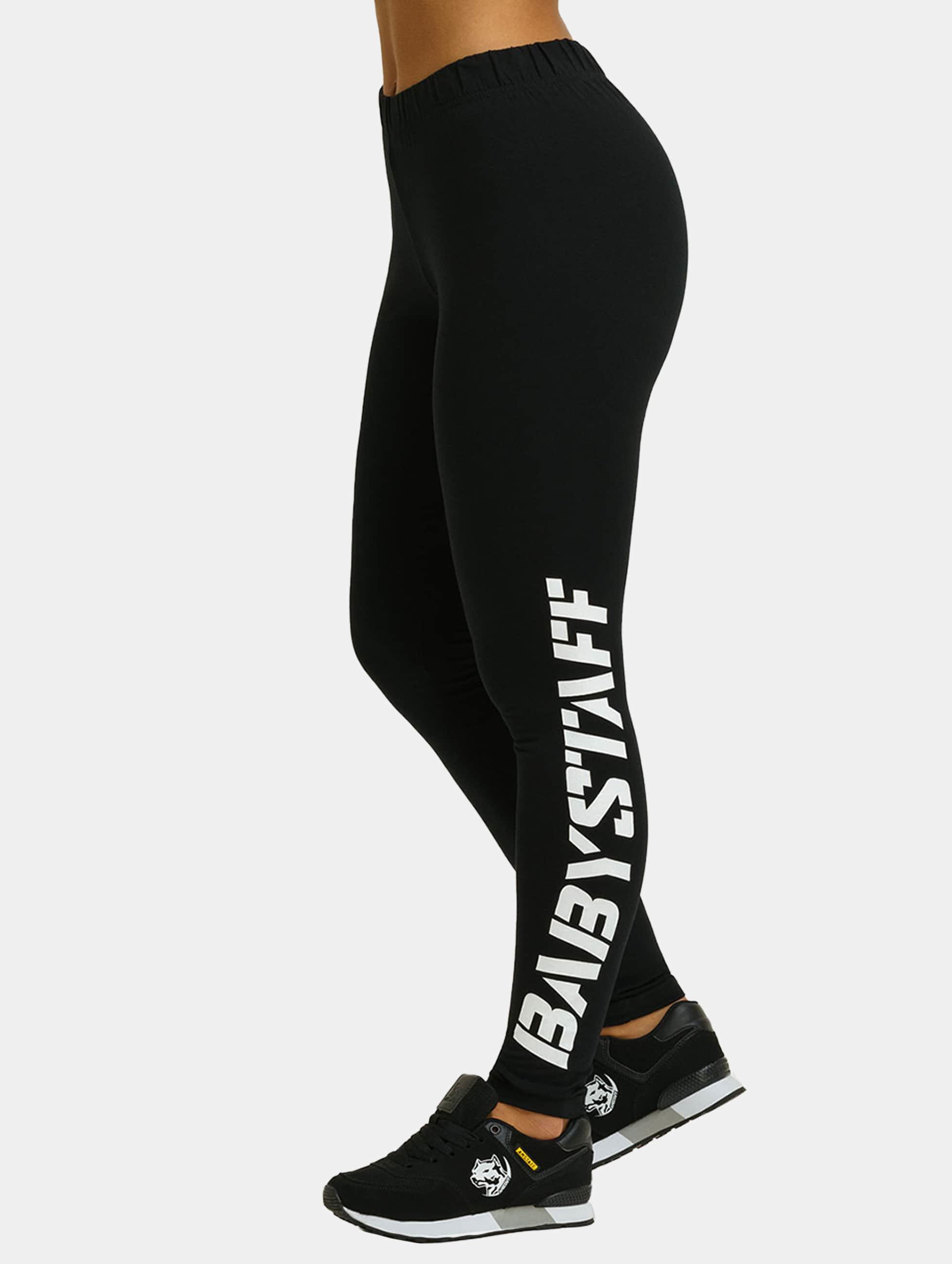 Babystaff Legging/Tregging Neoba negro
