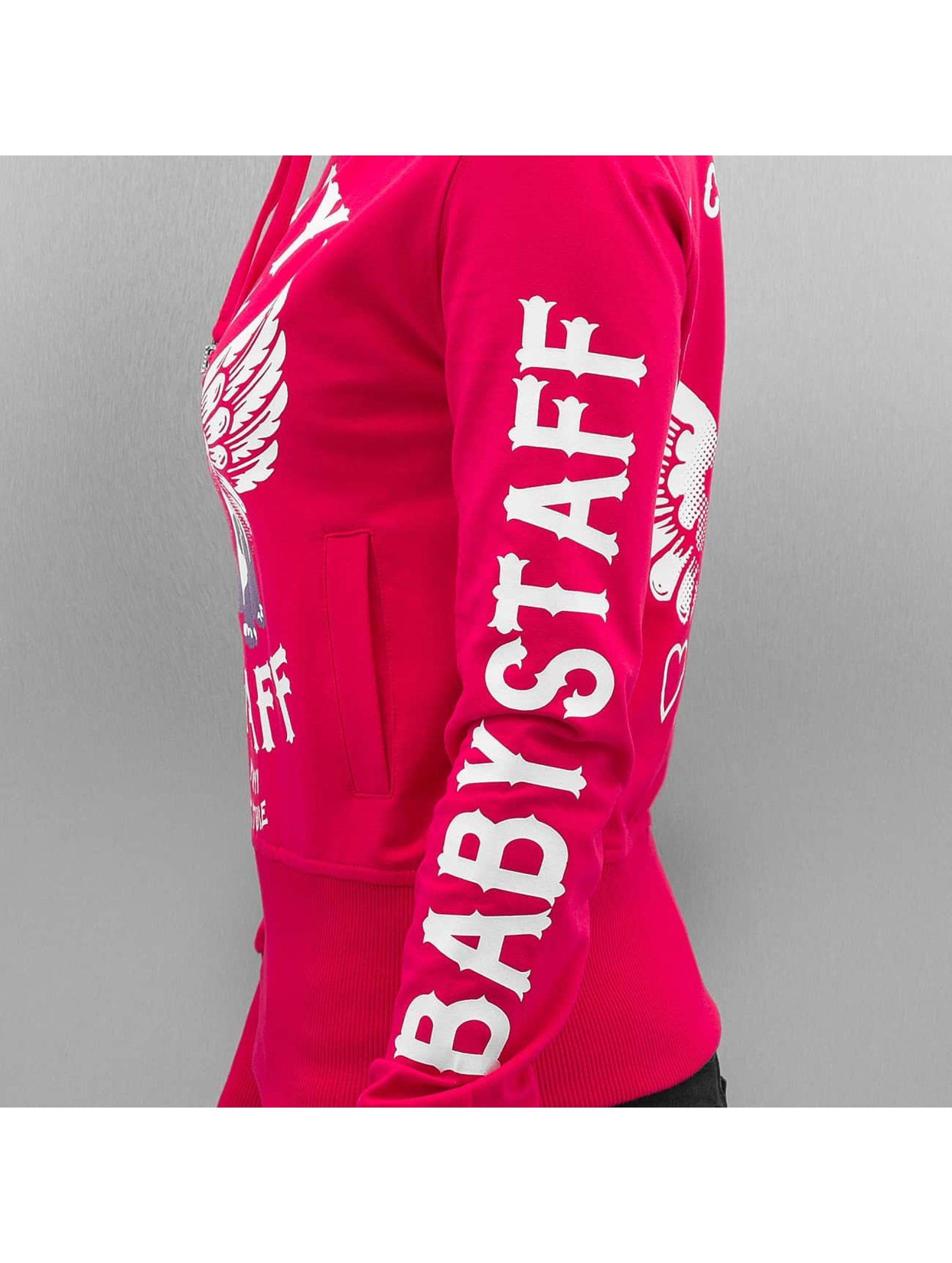 Babystaff Mikiny Helos pink