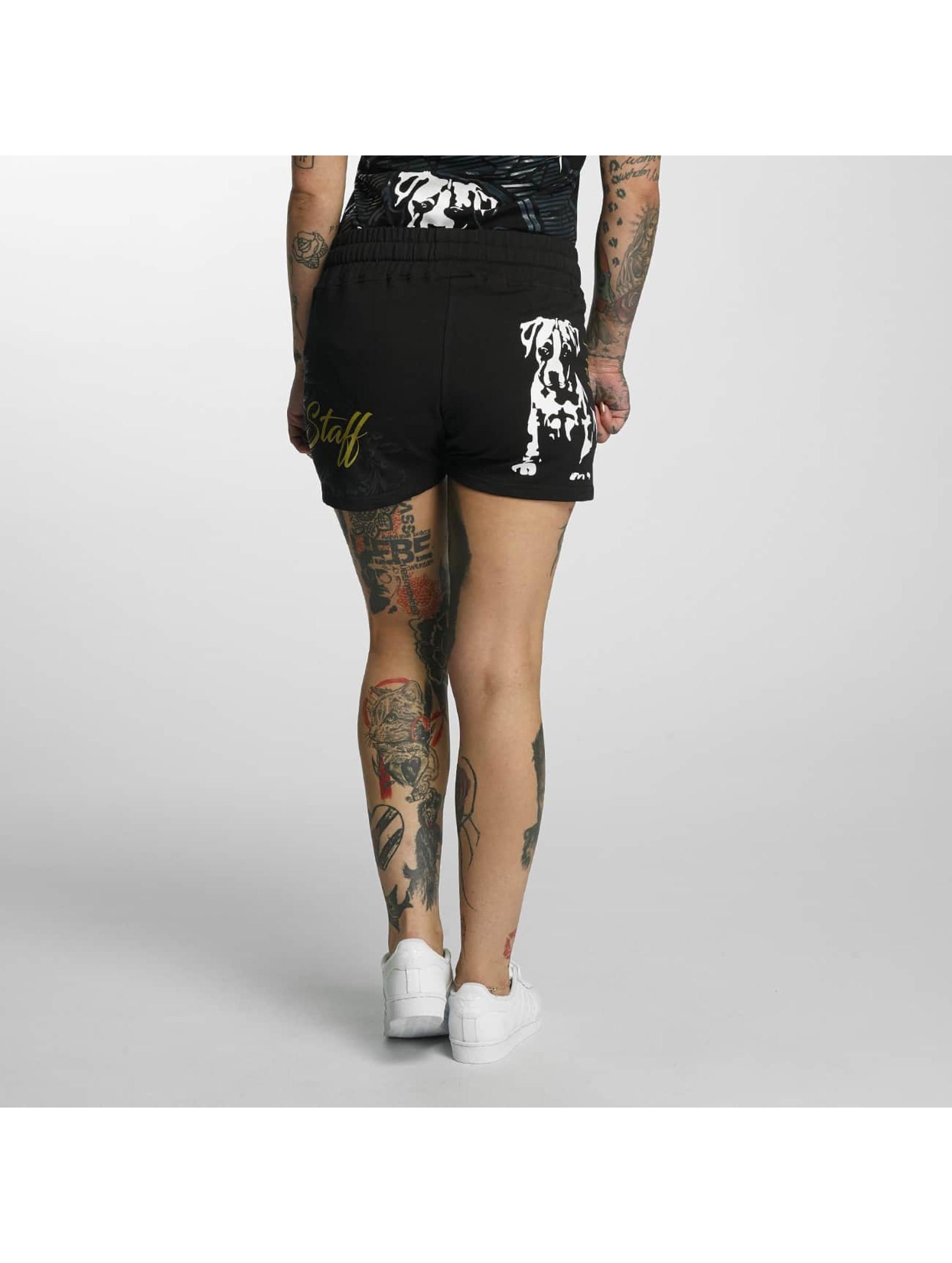 Babystaff Pantalón cortos Feos negro