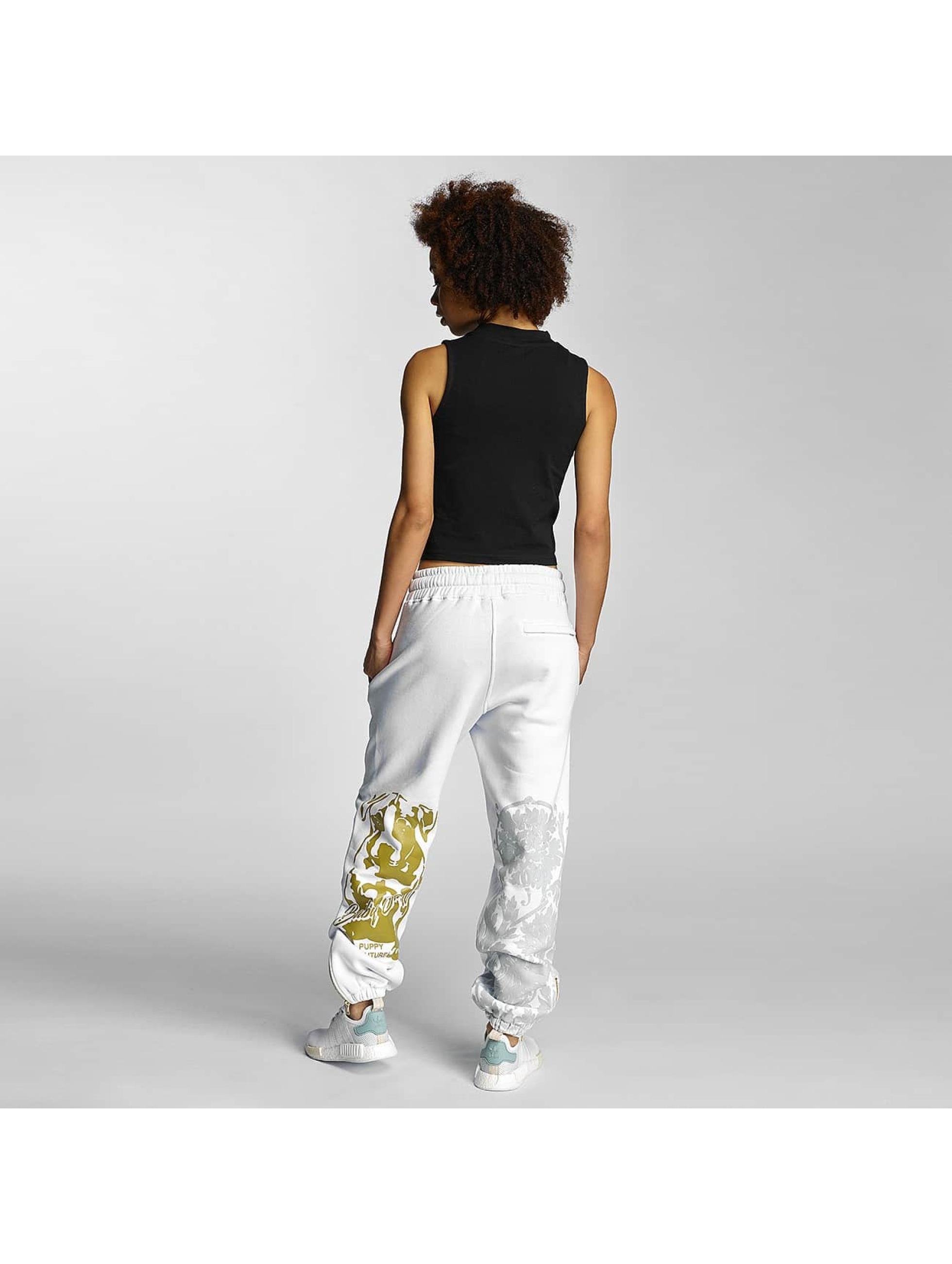 Babystaff Spodnie do joggingu Nidra bialy