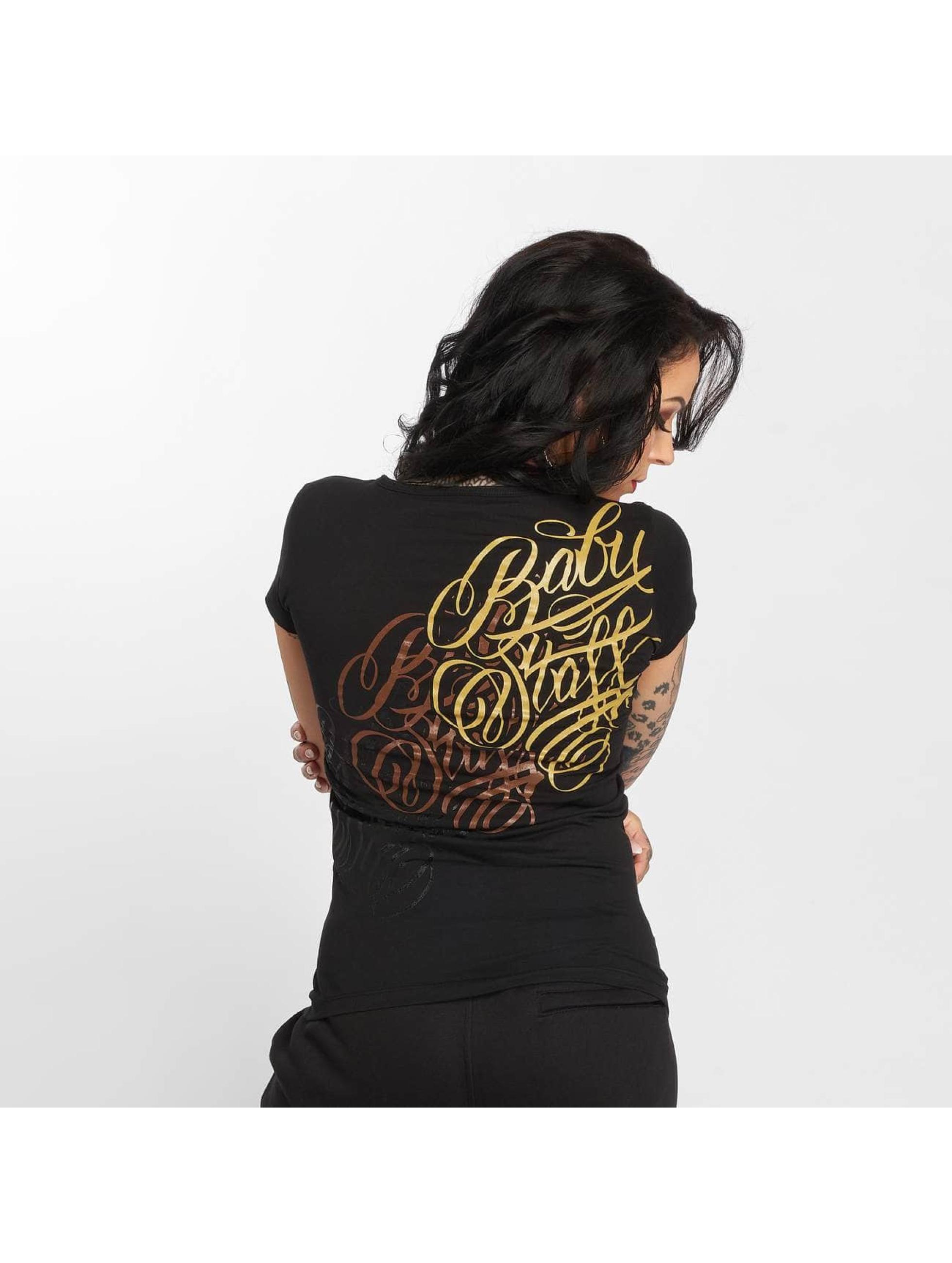 Babystaff T-Shirt Enfy noir