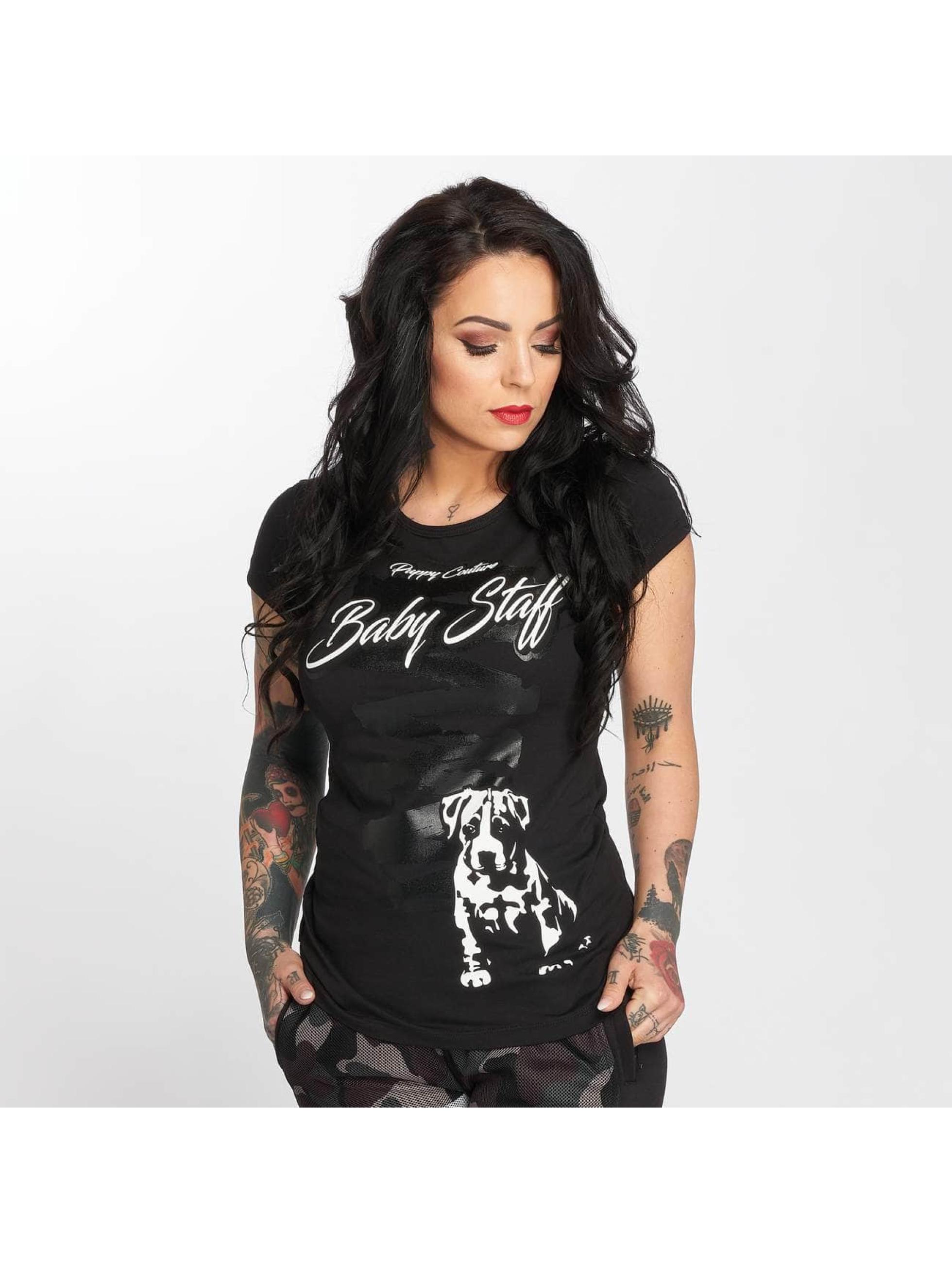 Babystaff T-Shirt Riala noir