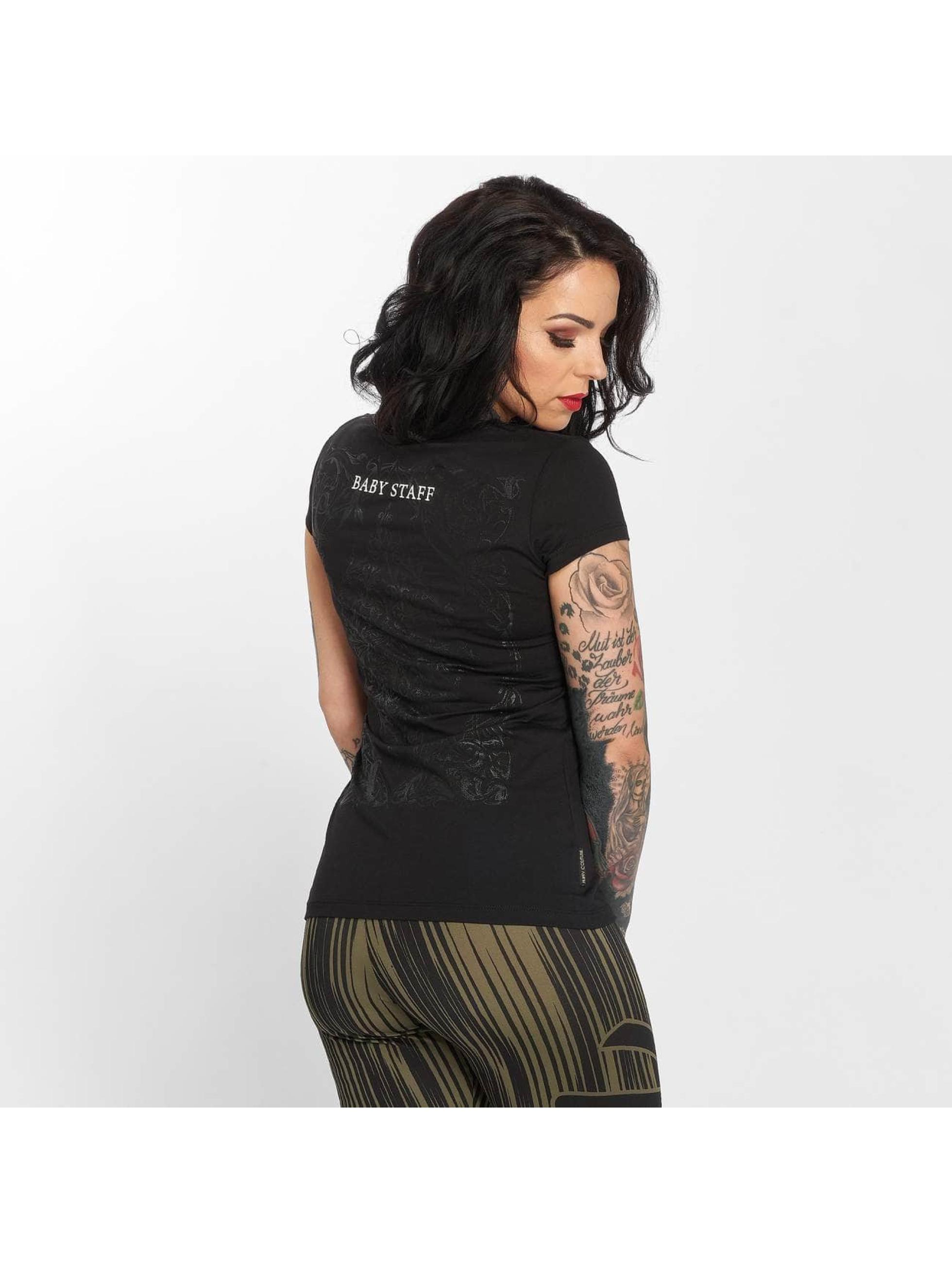 Babystaff T-Shirt Lia noir