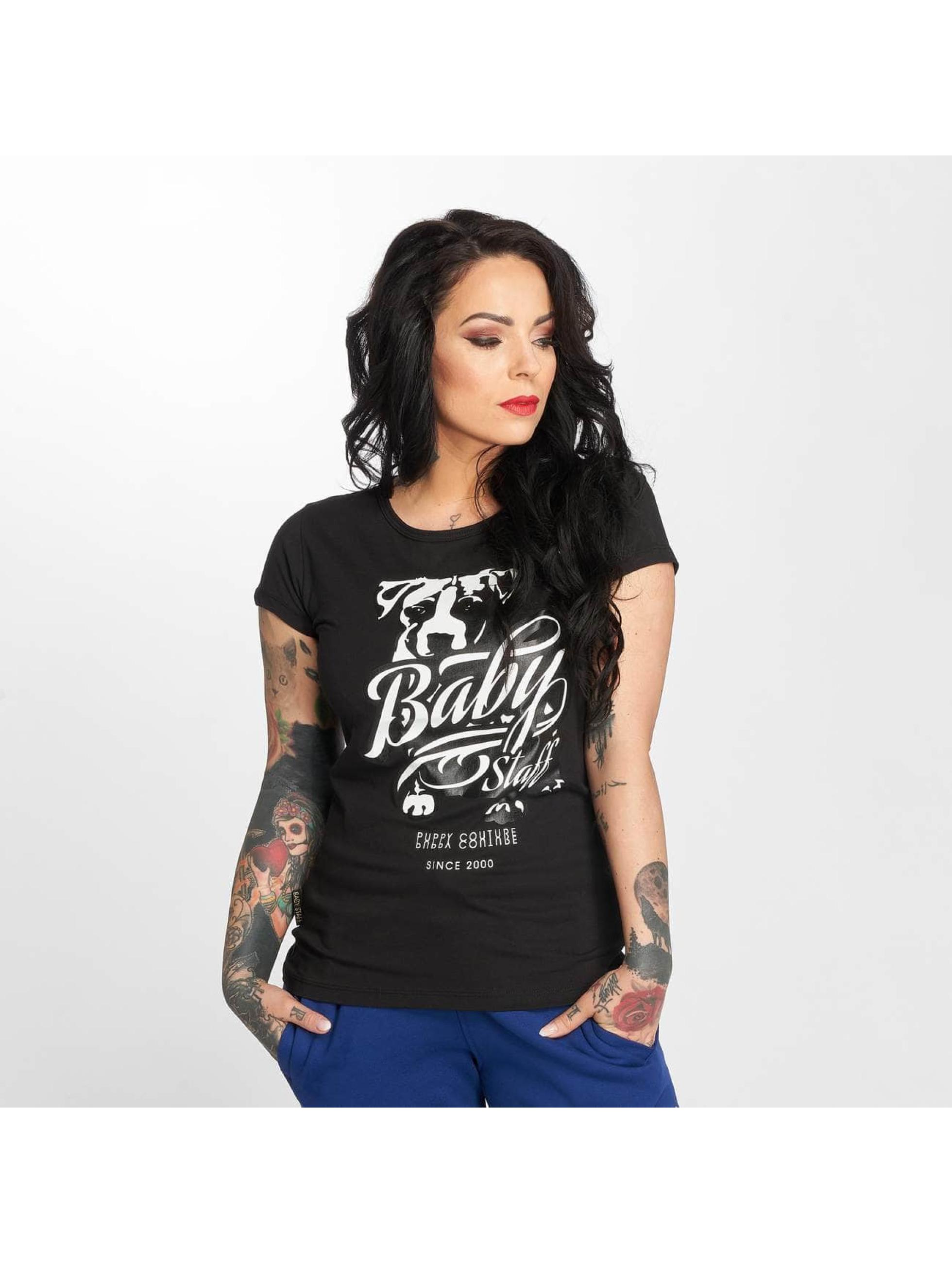 Babystaff T-Shirt Nell schwarz