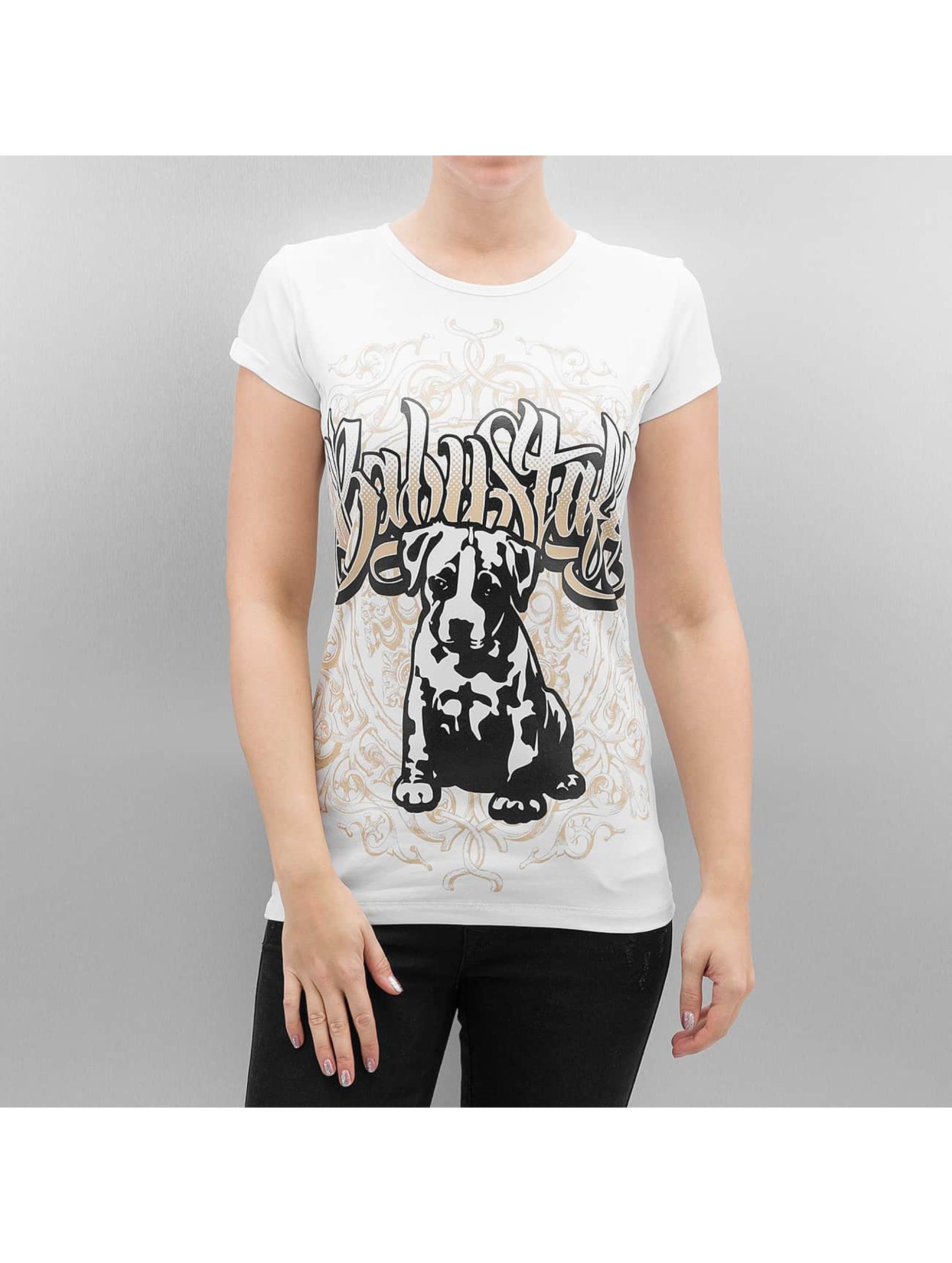 Babystaff T-skjorter Daxima hvit