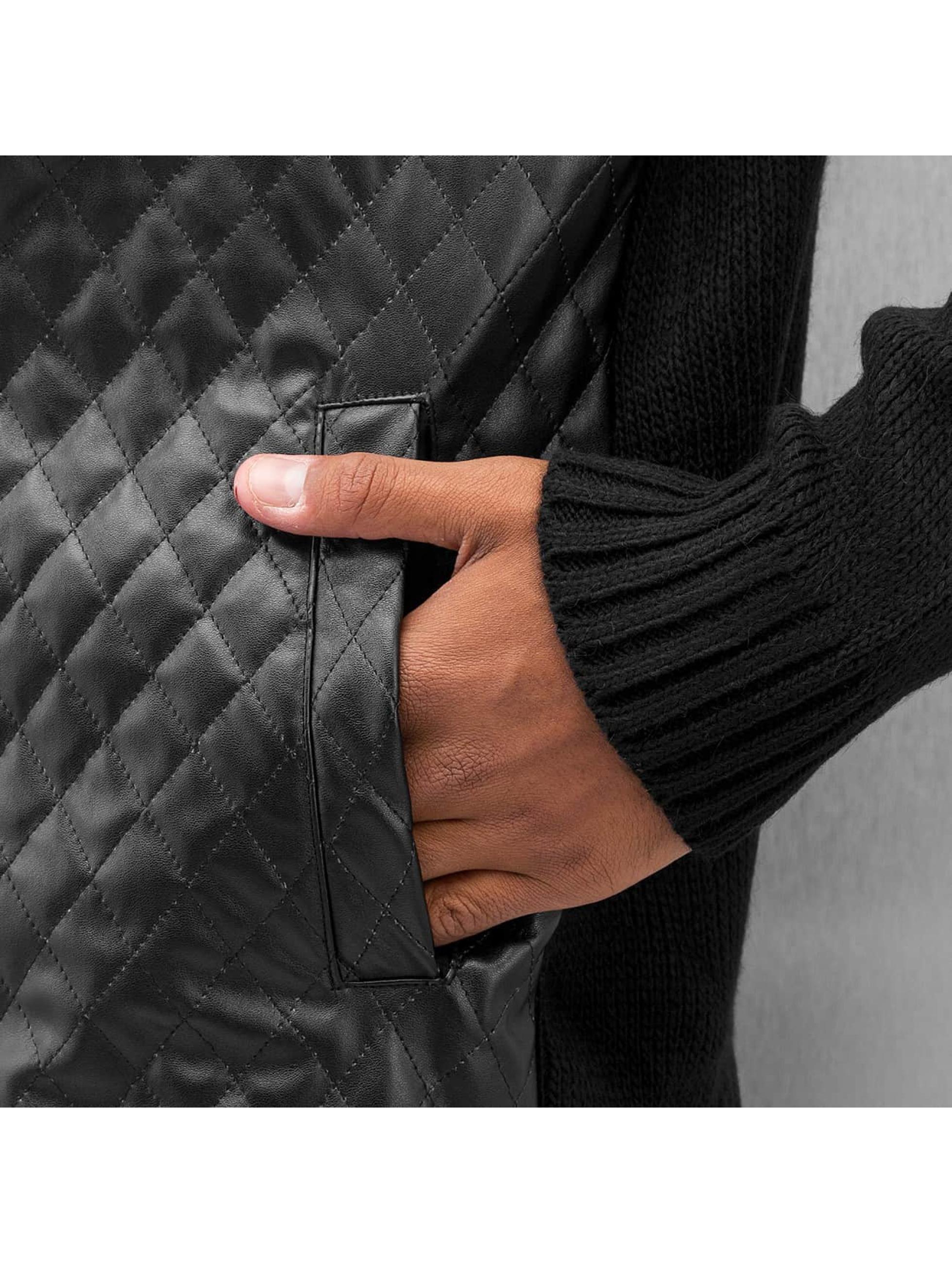 Bangastic Демисезонная куртка Quilt черный