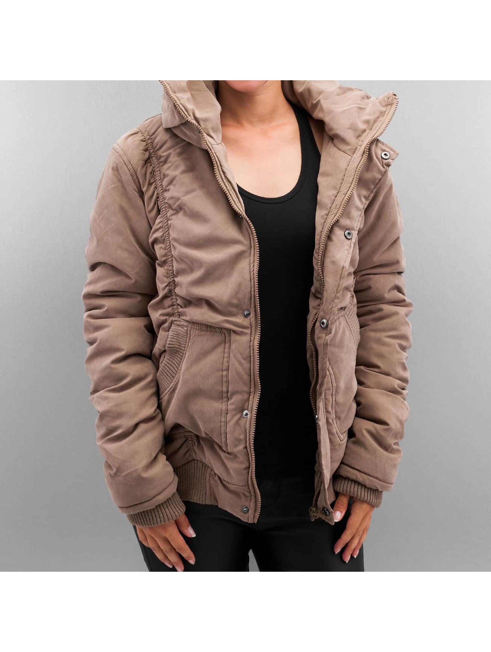 Bangastic Зимняя куртка Soft бежевый