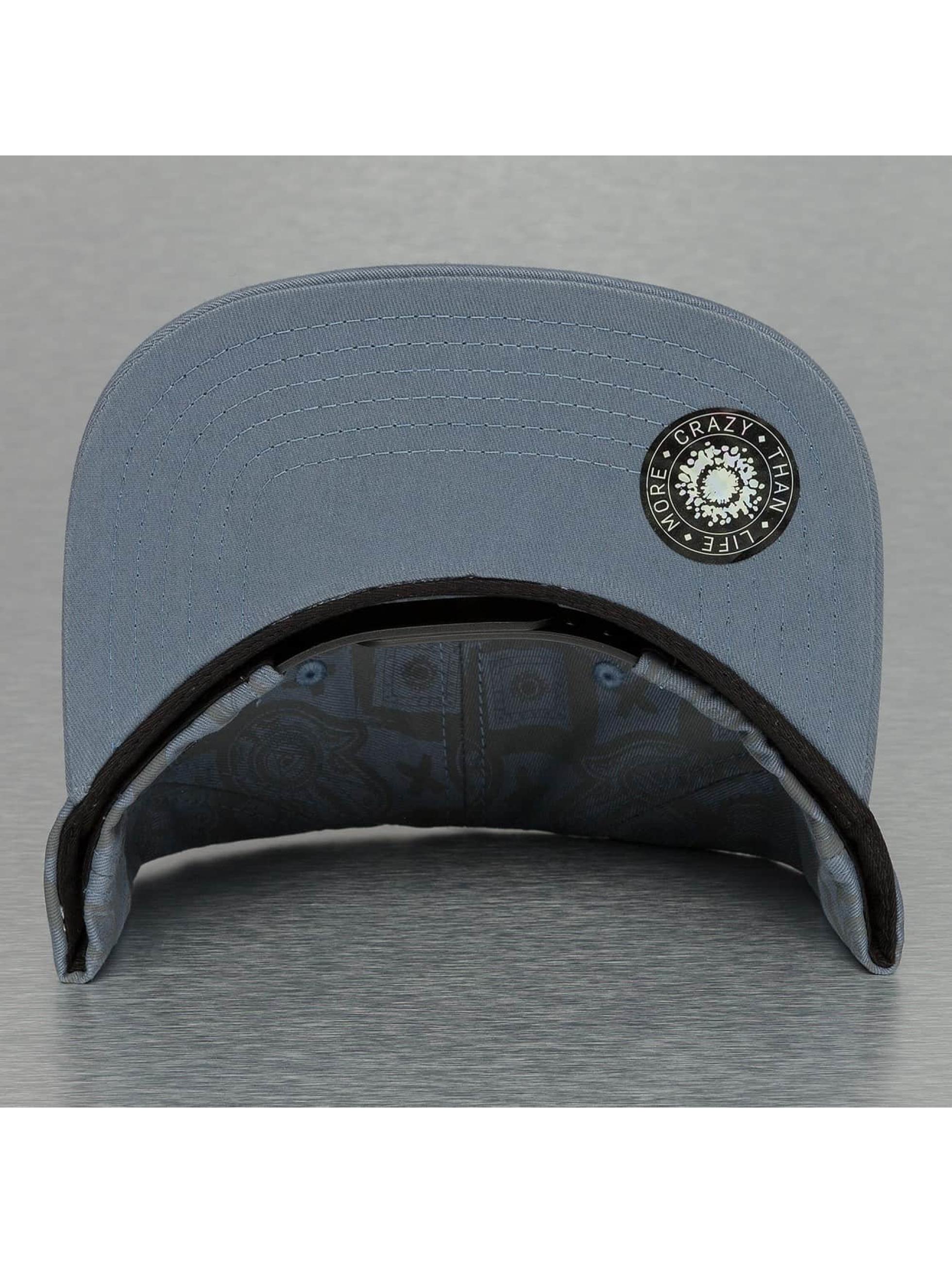 Bangastic Кепка с застёжкой Logo синий