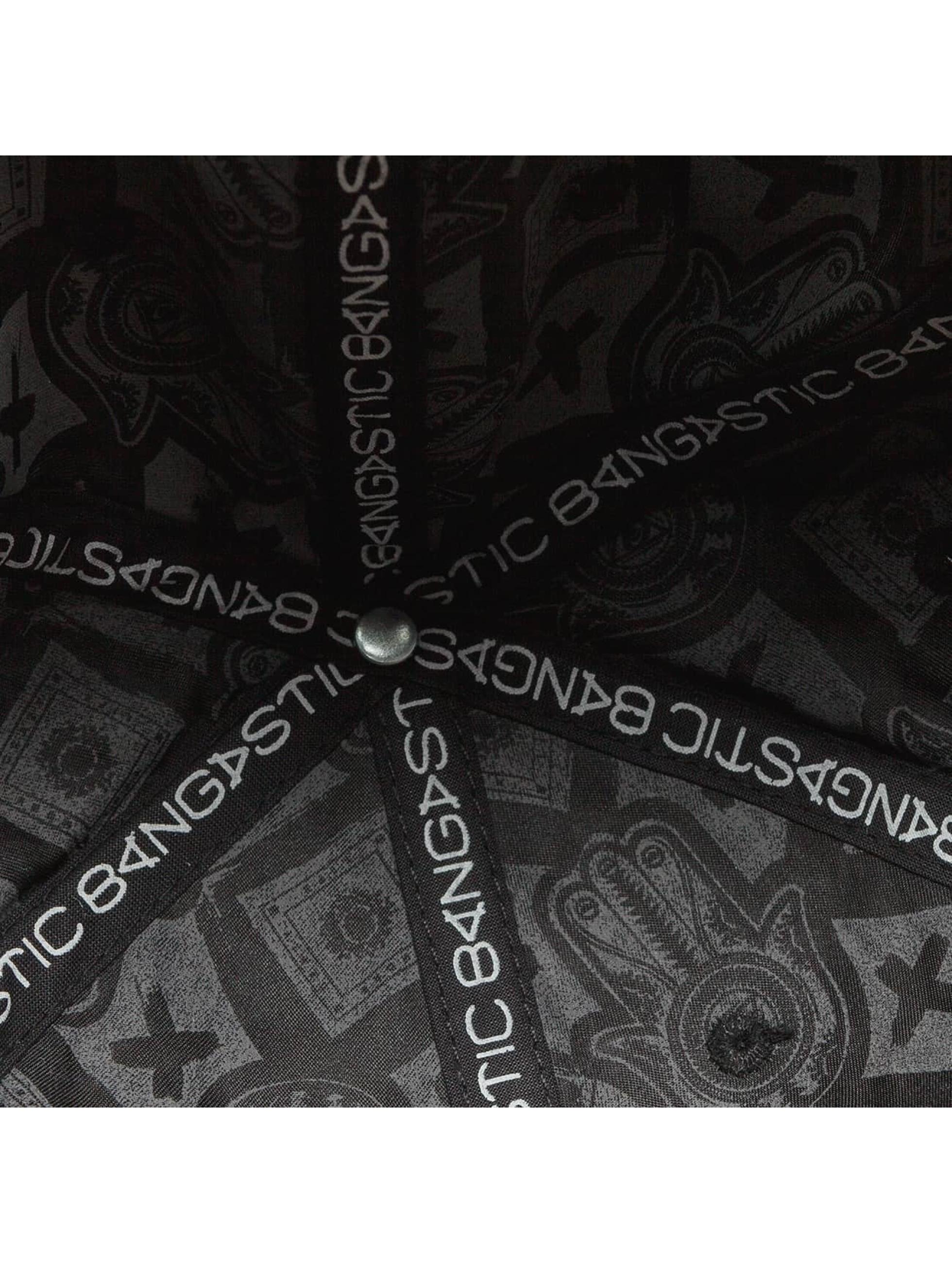 Bangastic Кепка с застёжкой Logo черный