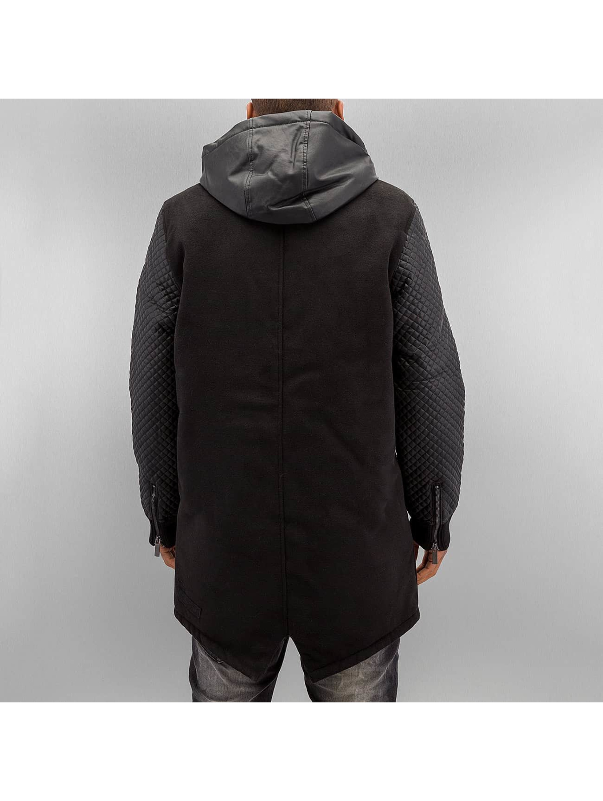 Bangastic Пальто Viggo черный
