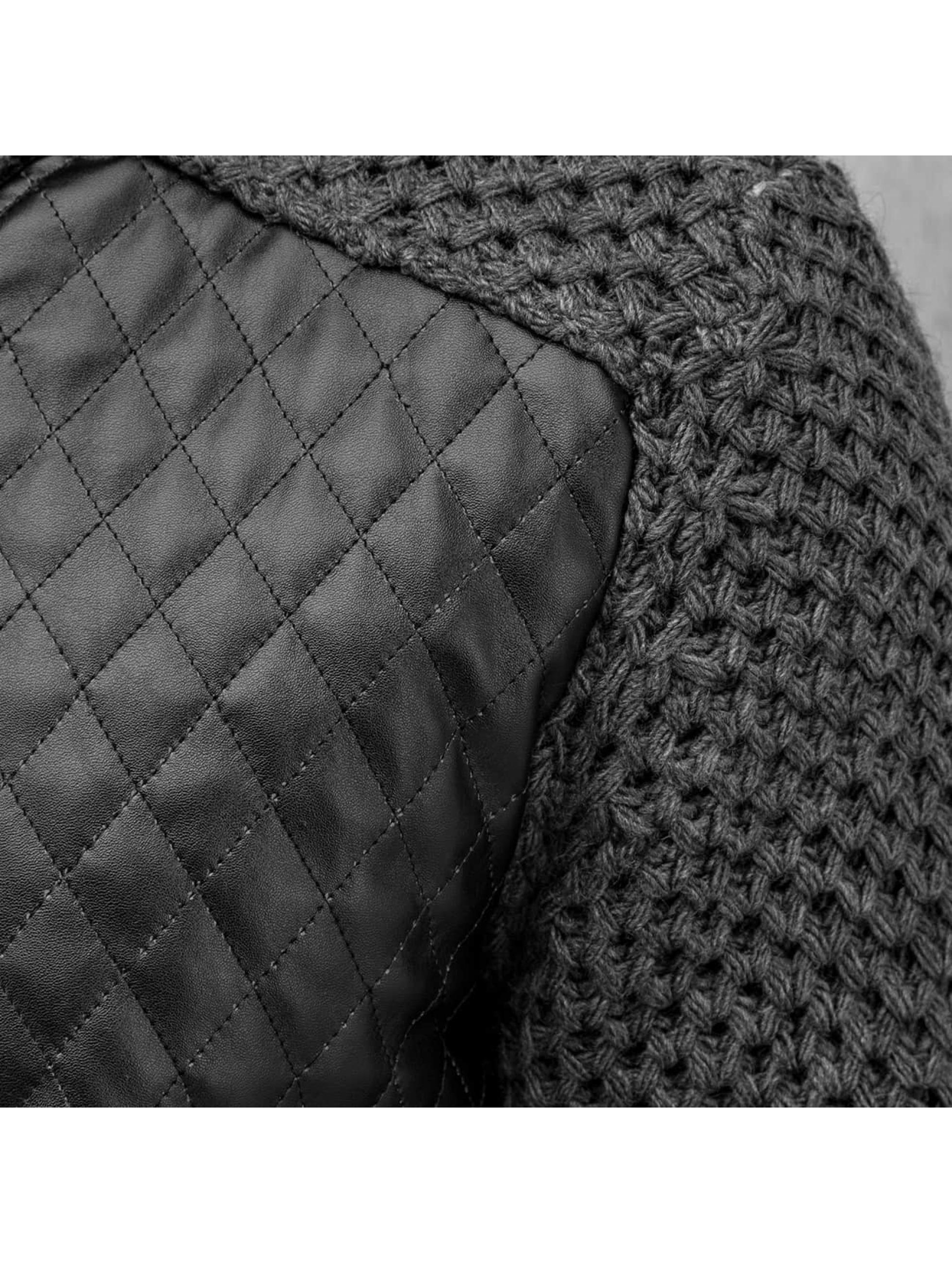 Bangastic Пуловер Quit серый