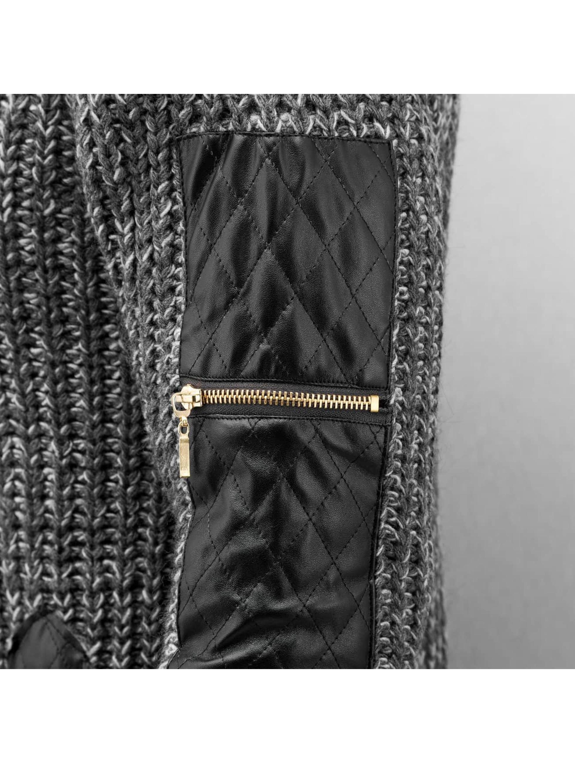 Bangastic Пуловер PU серый