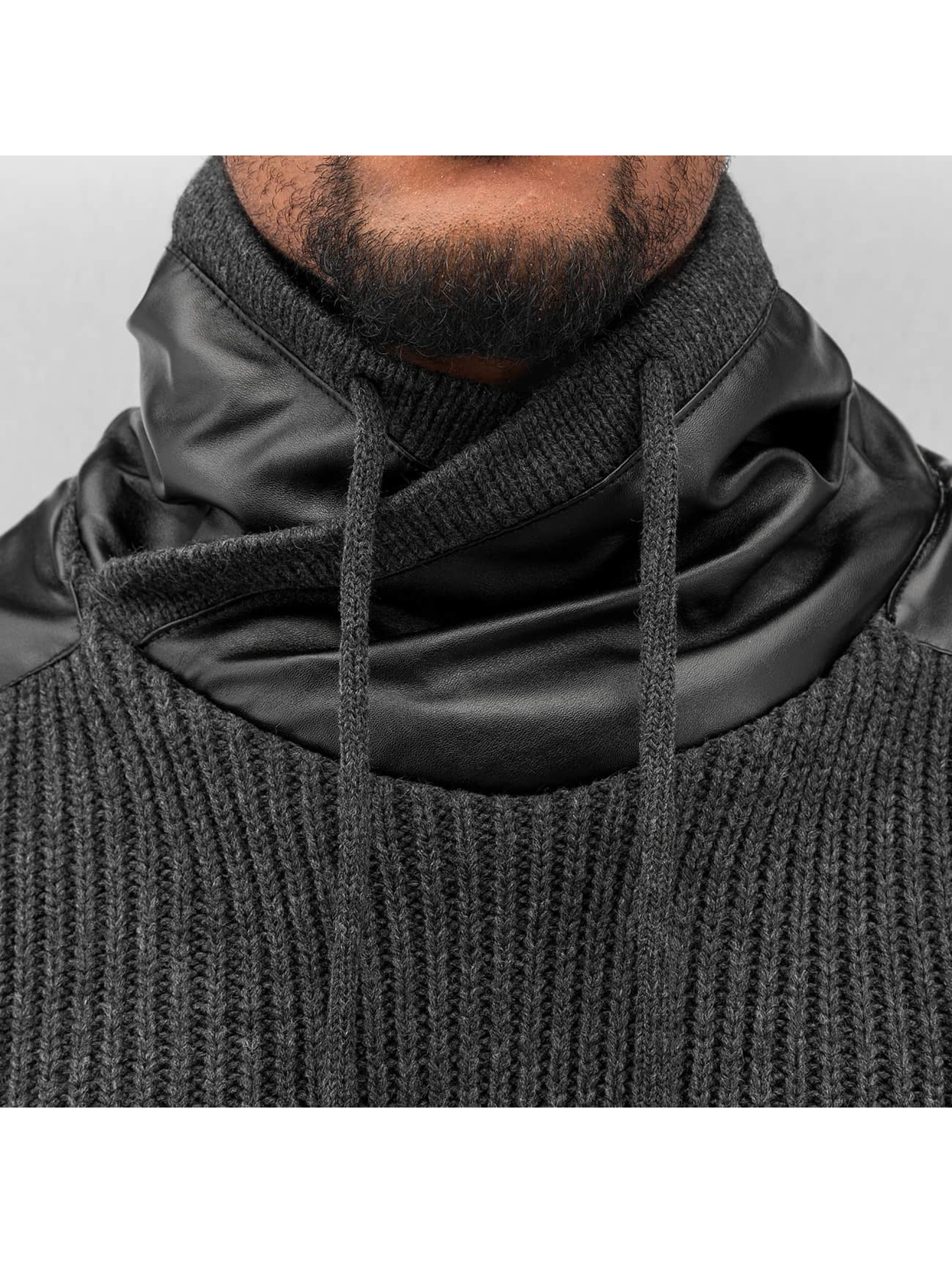 Bangastic Пуловер Knitted серый