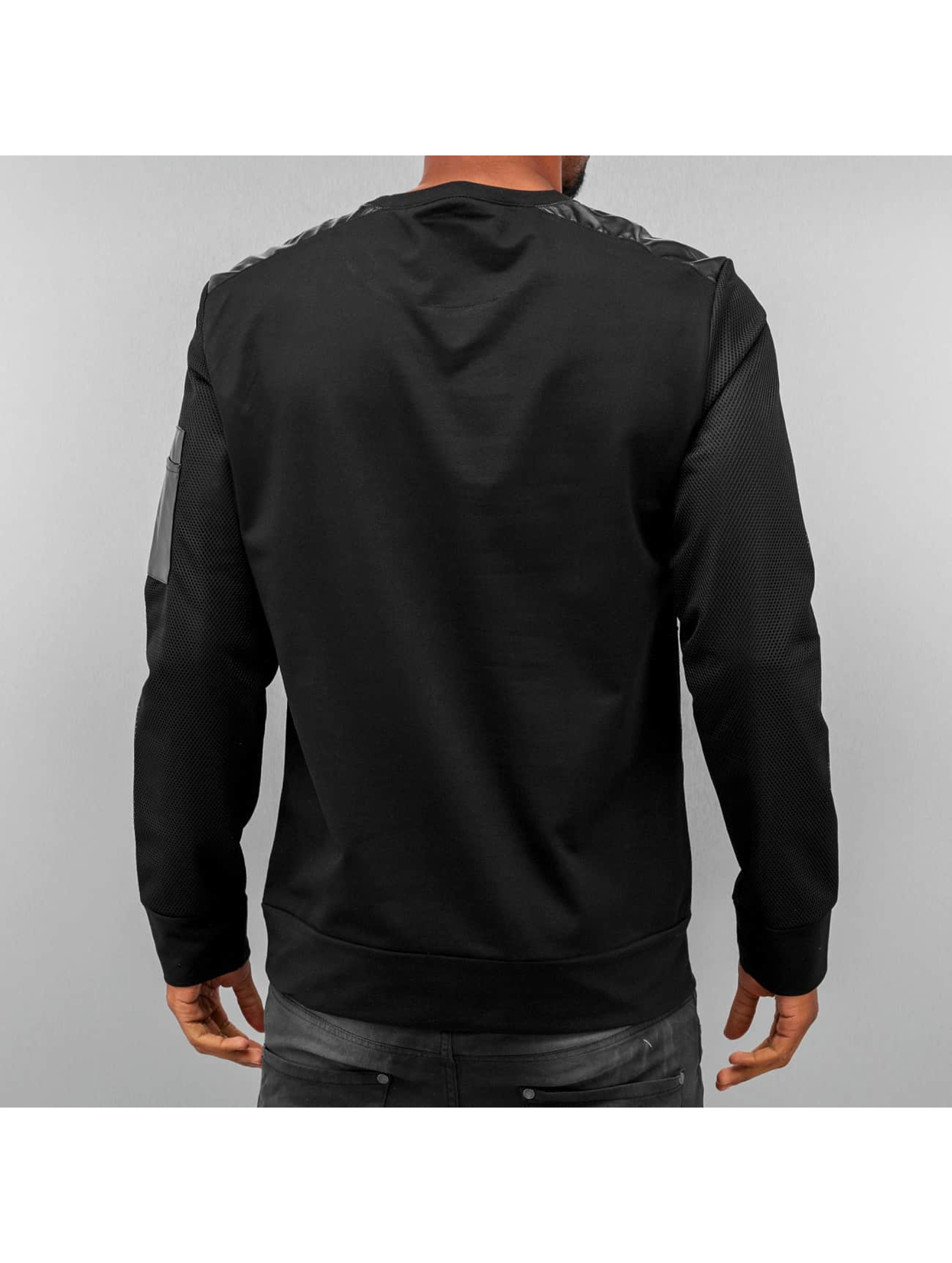 Bangastic Пуловер Mesh черный
