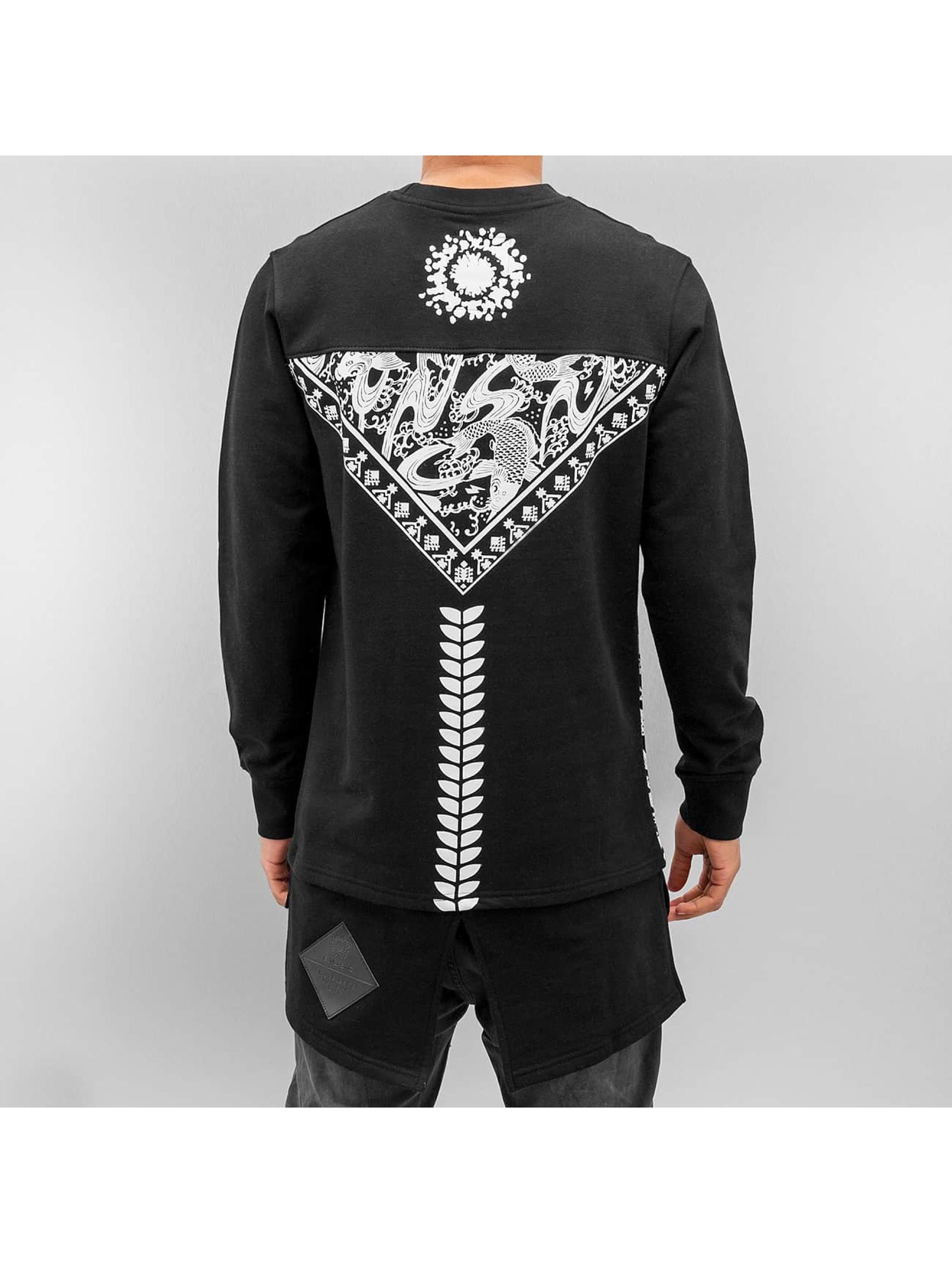 Bangastic Пуловер Koi Carp черный