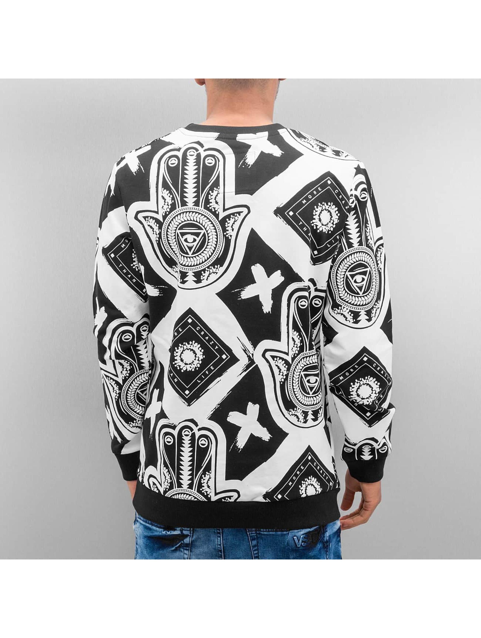 Bangastic Пуловер Ethno черный