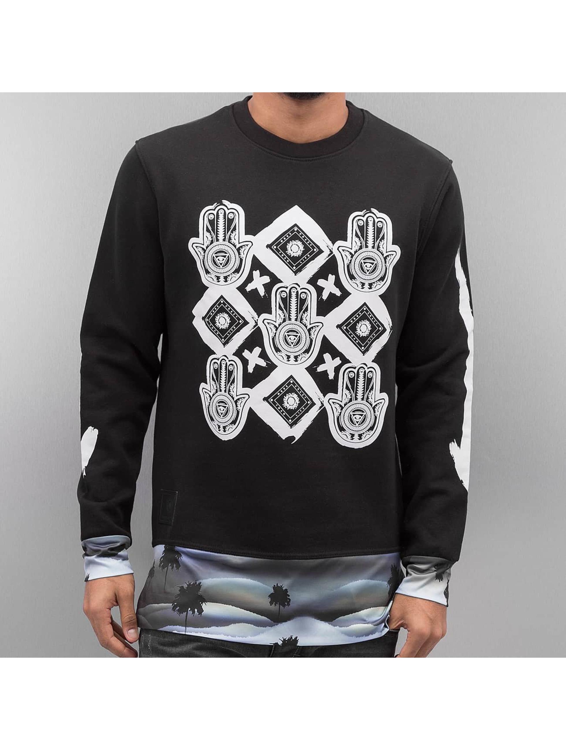 Bangastic Пуловер Hand черный