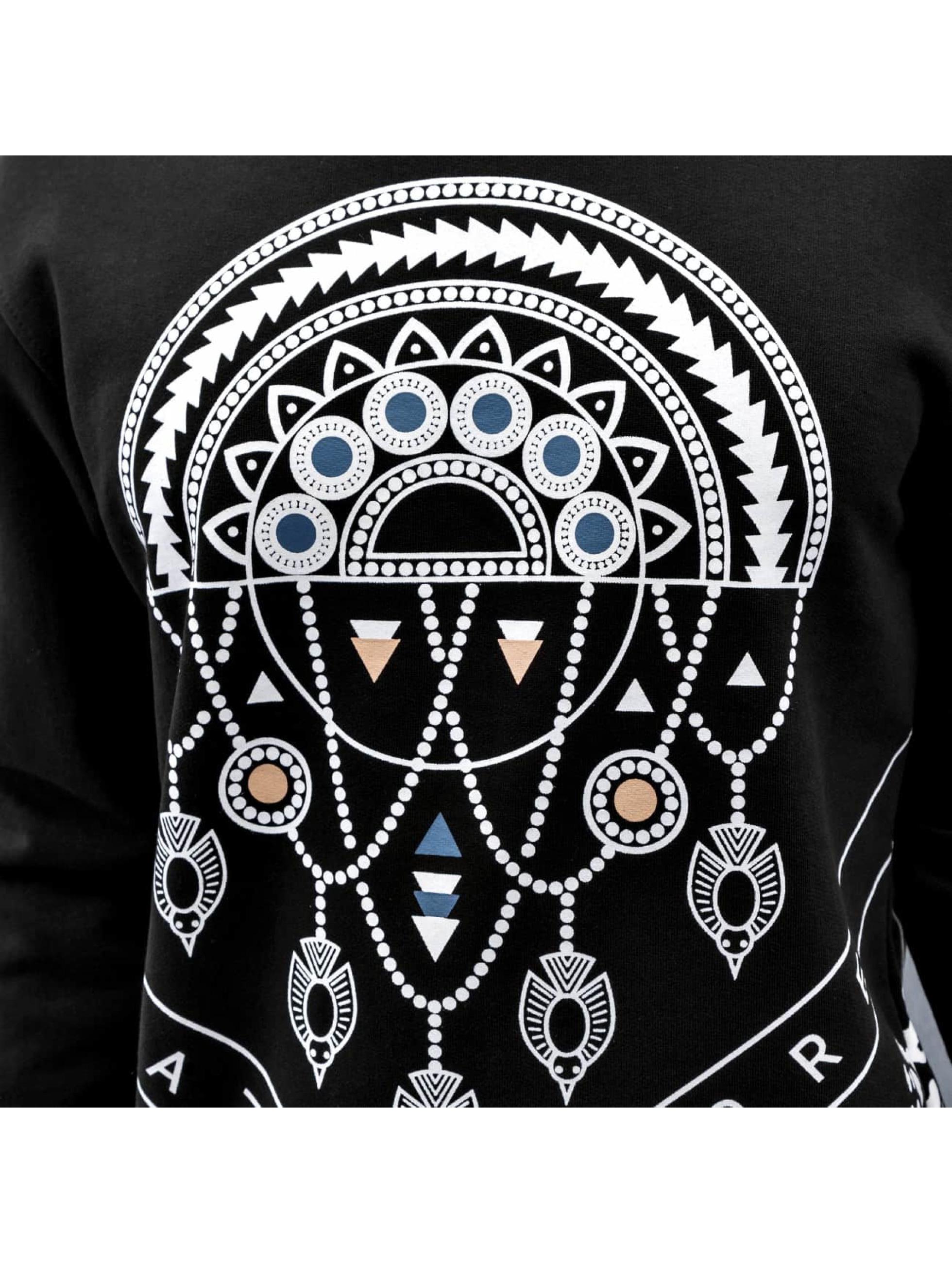 Bangastic Пуловер Indian черный