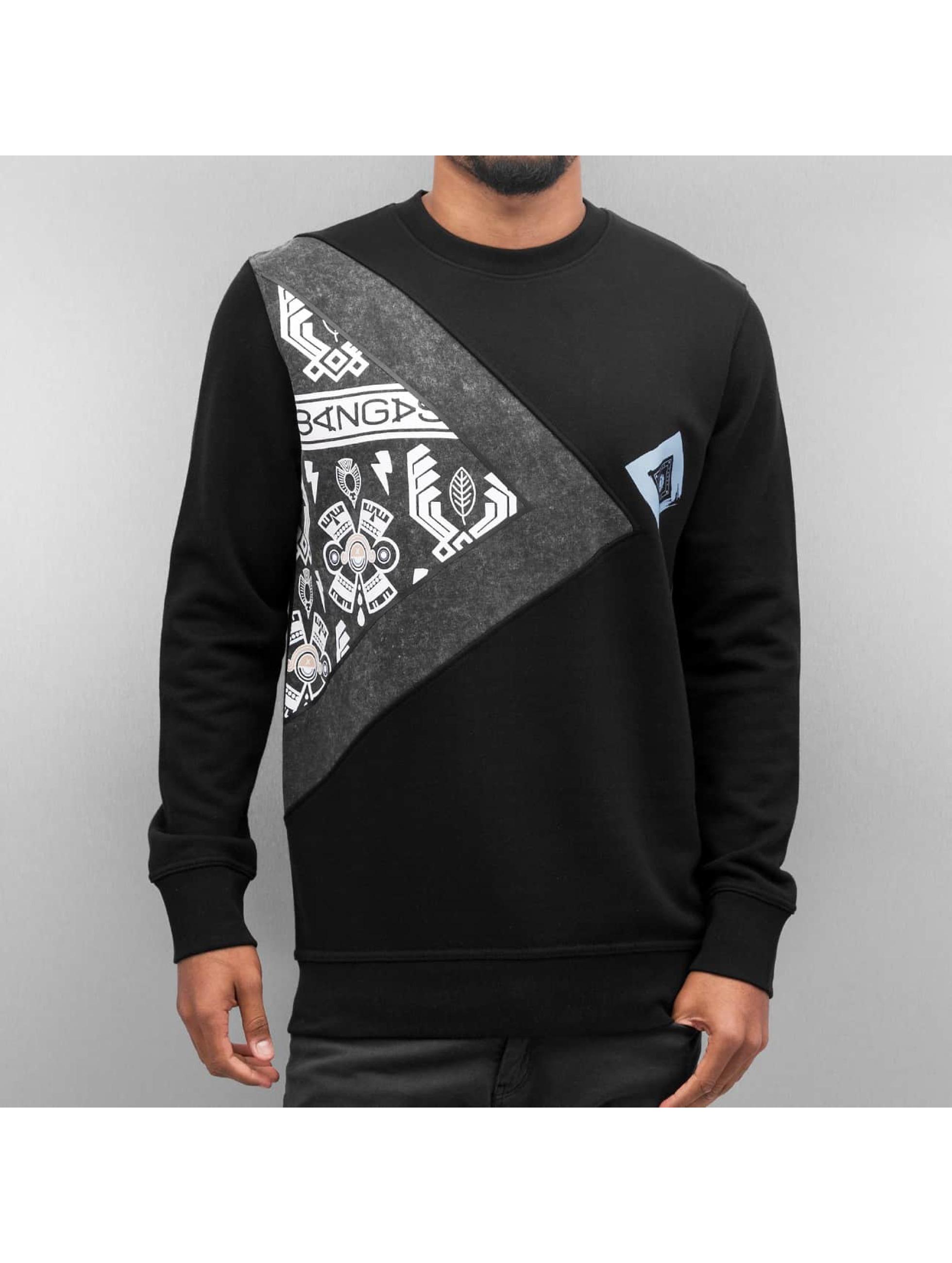 Bangastic Пуловер Seen черный
