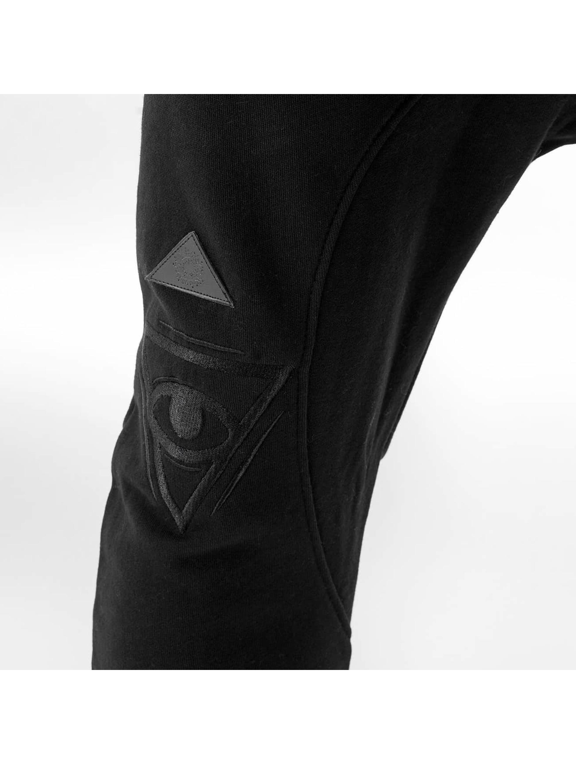 Bangastic Спортивные брюки Kazim серый