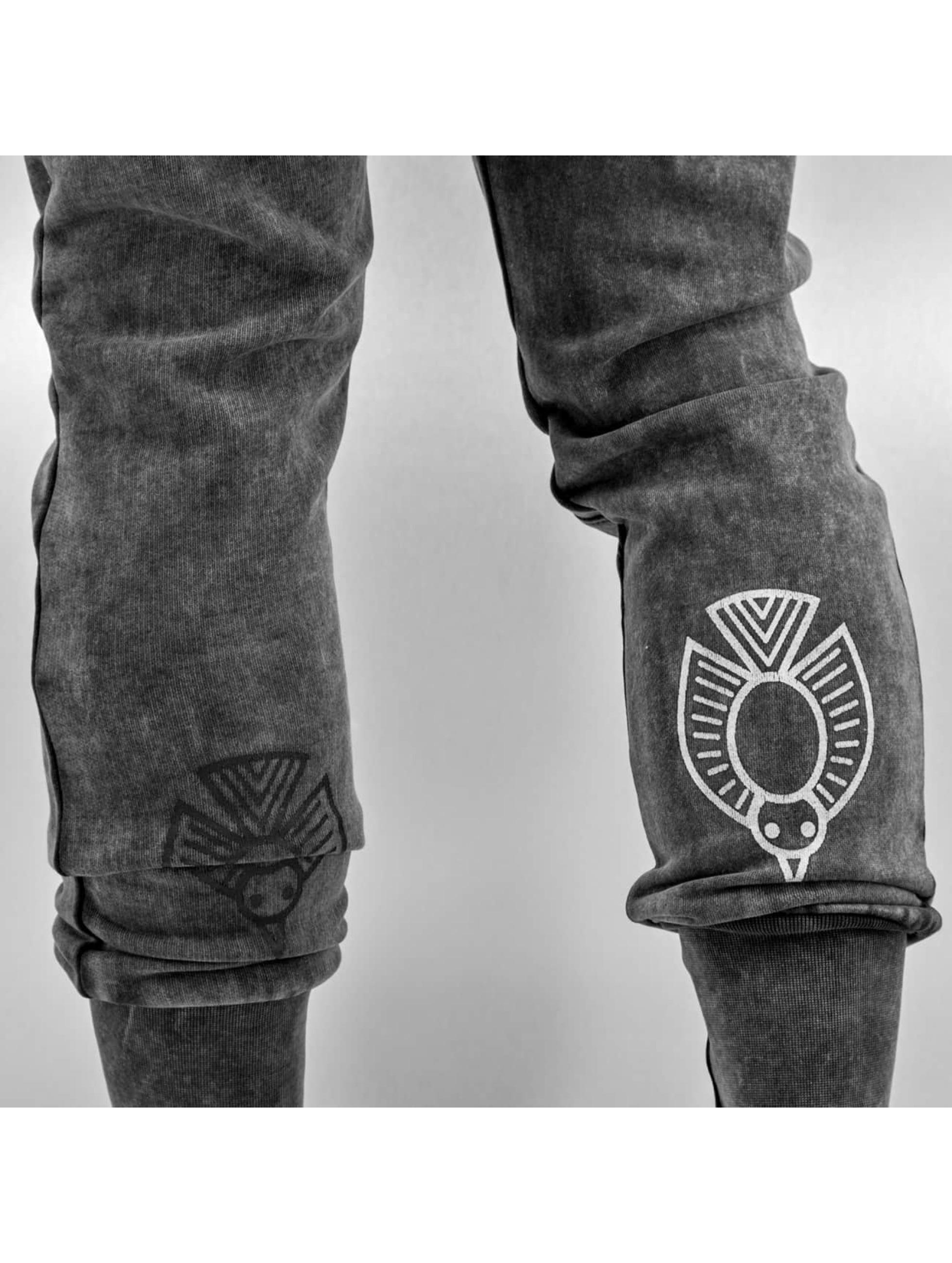 Bangastic Спортивные брюки Birds серый