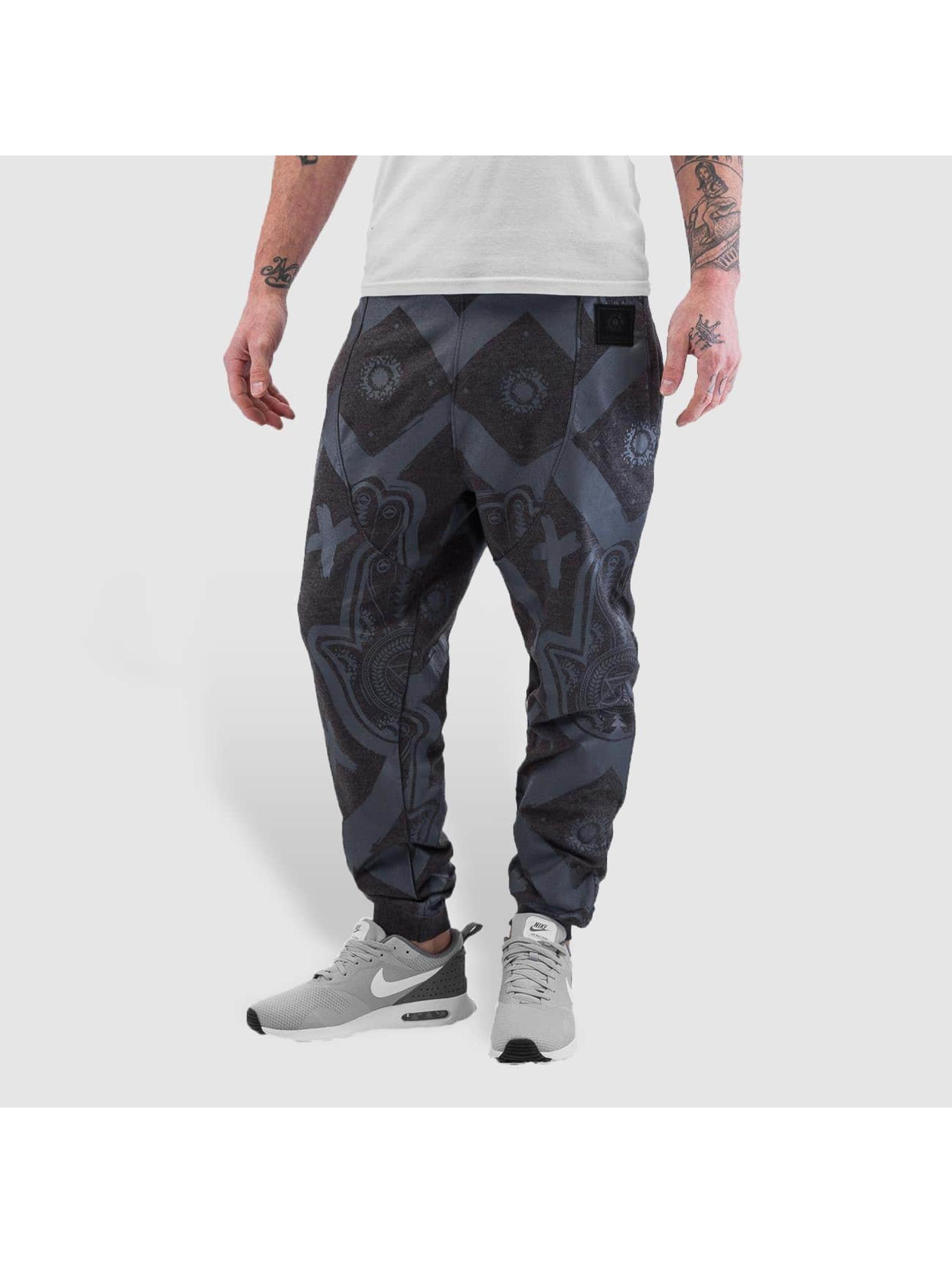 Bangastic Спортивные брюки More Than Life серый