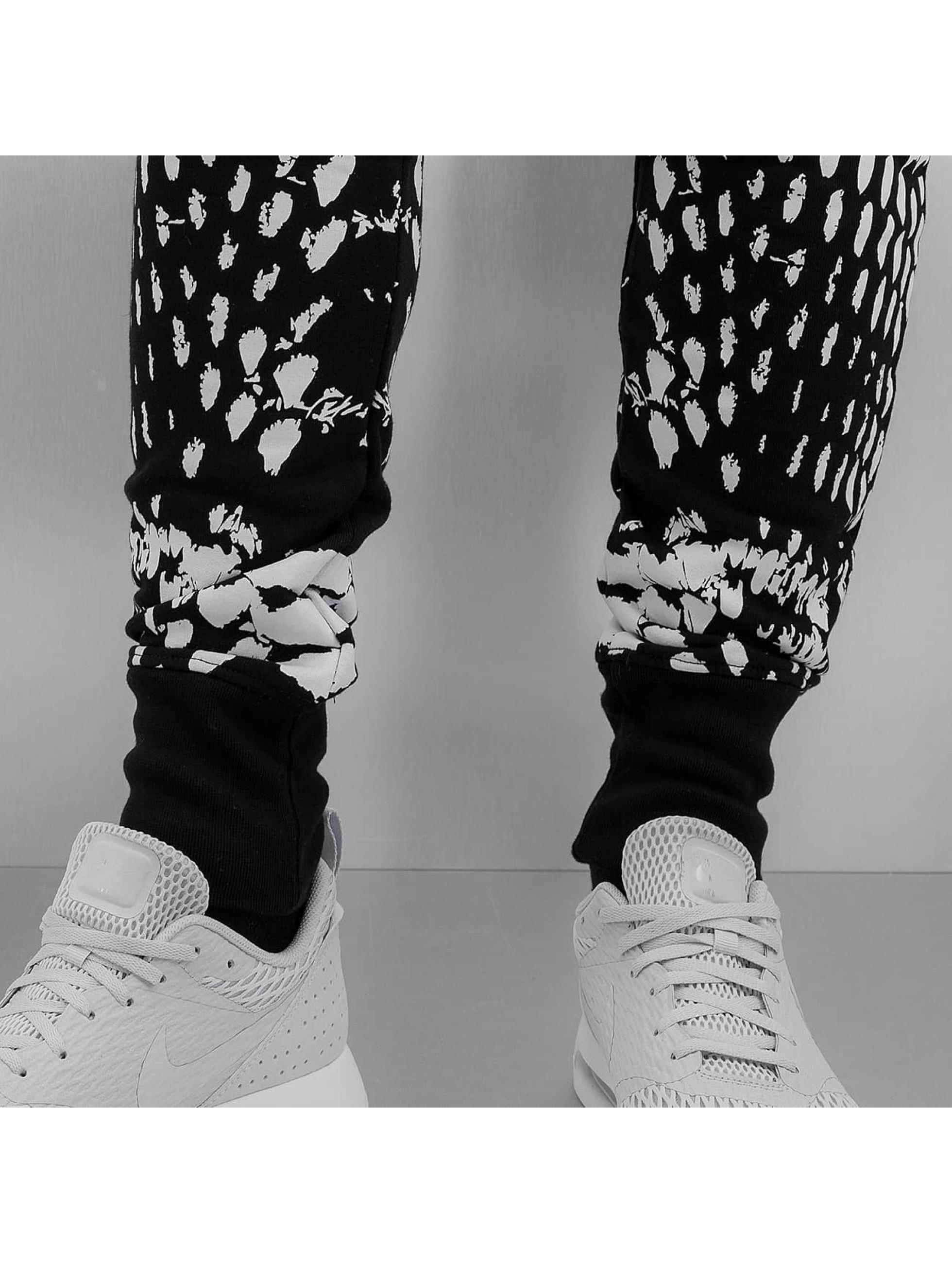 Bangastic Спортивные брюки Anti Slim Fit черный