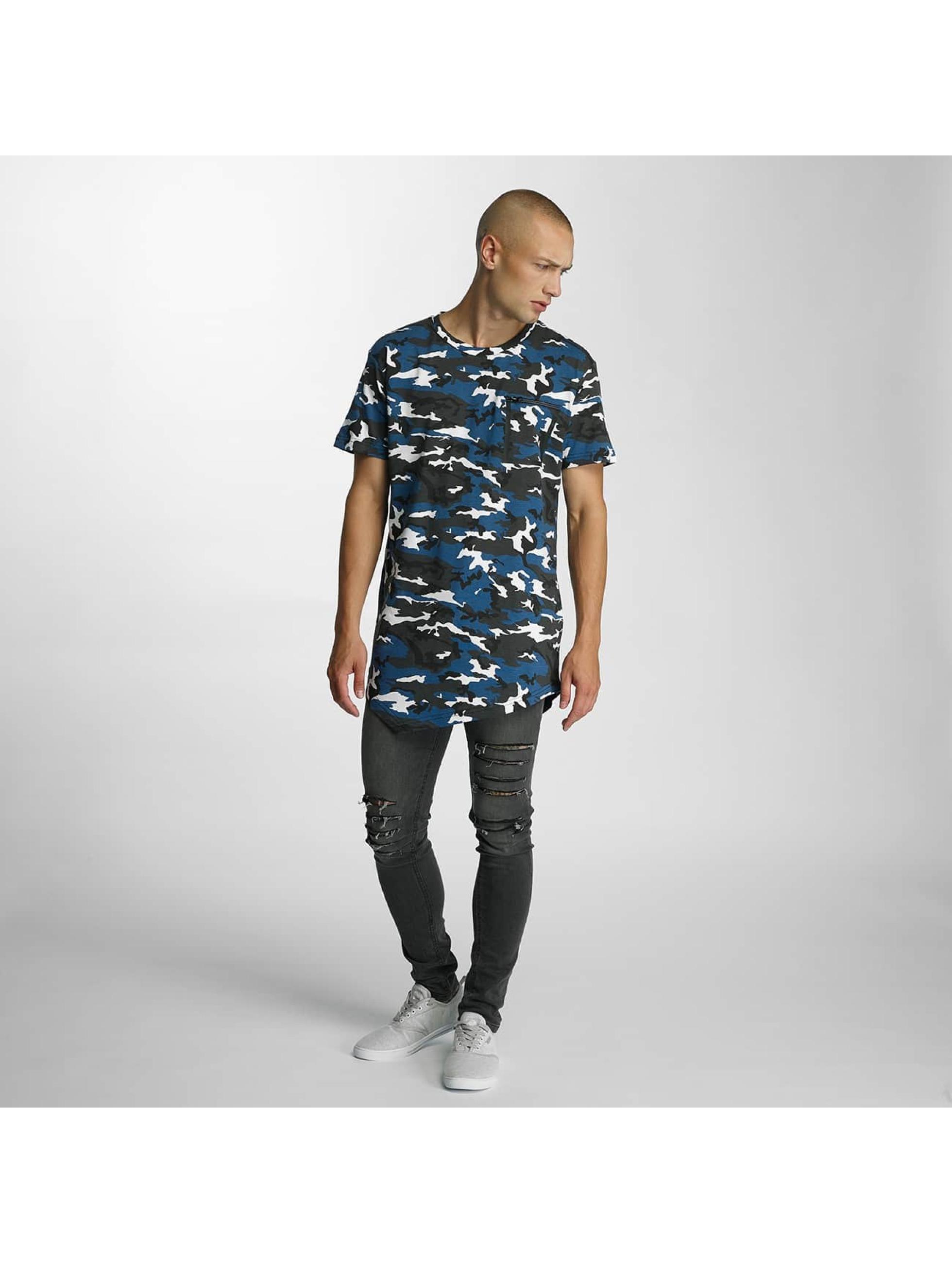 Bangastic Camiseta Camo azul