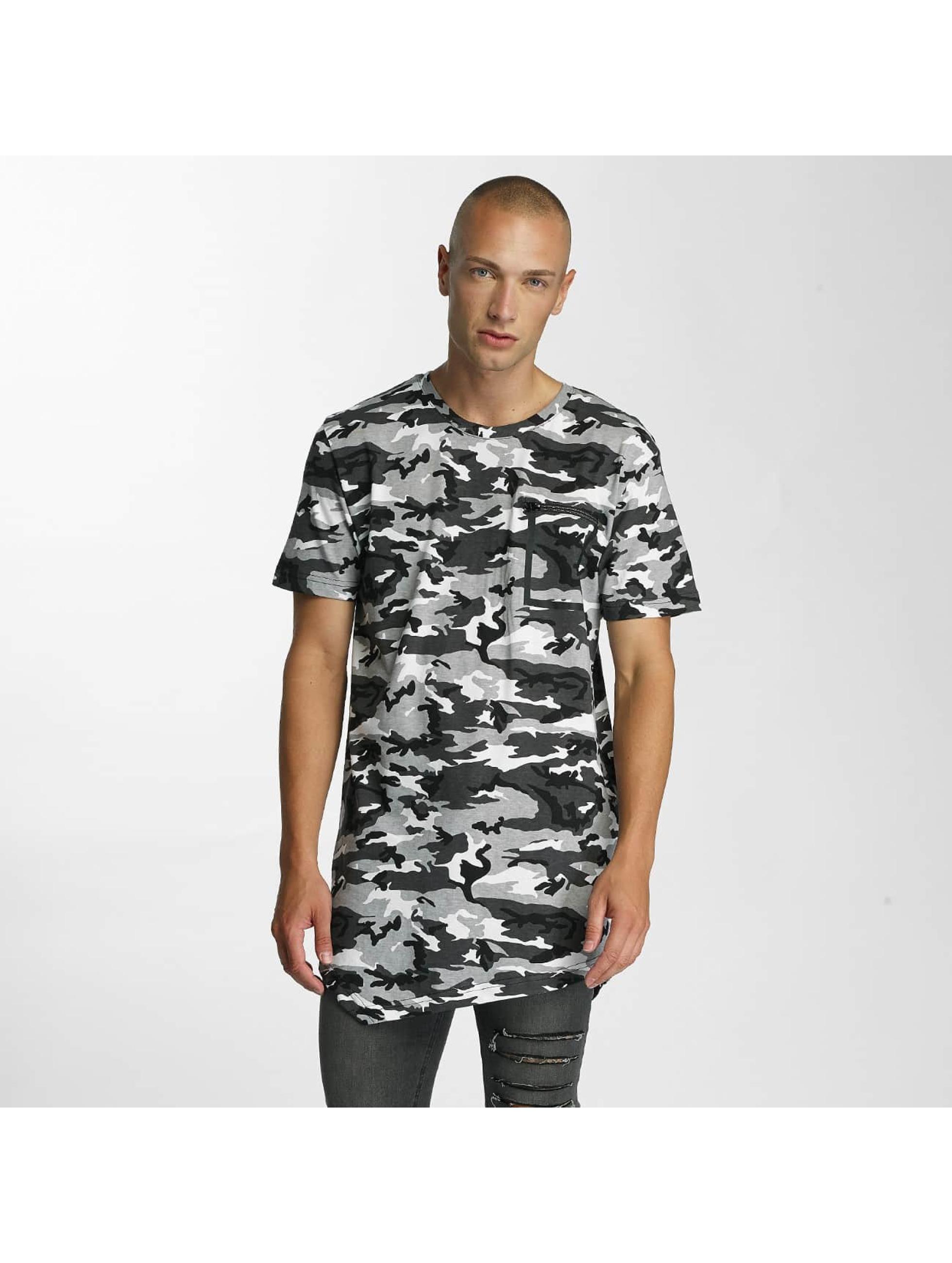 Bangastic Camiseta Camo gris